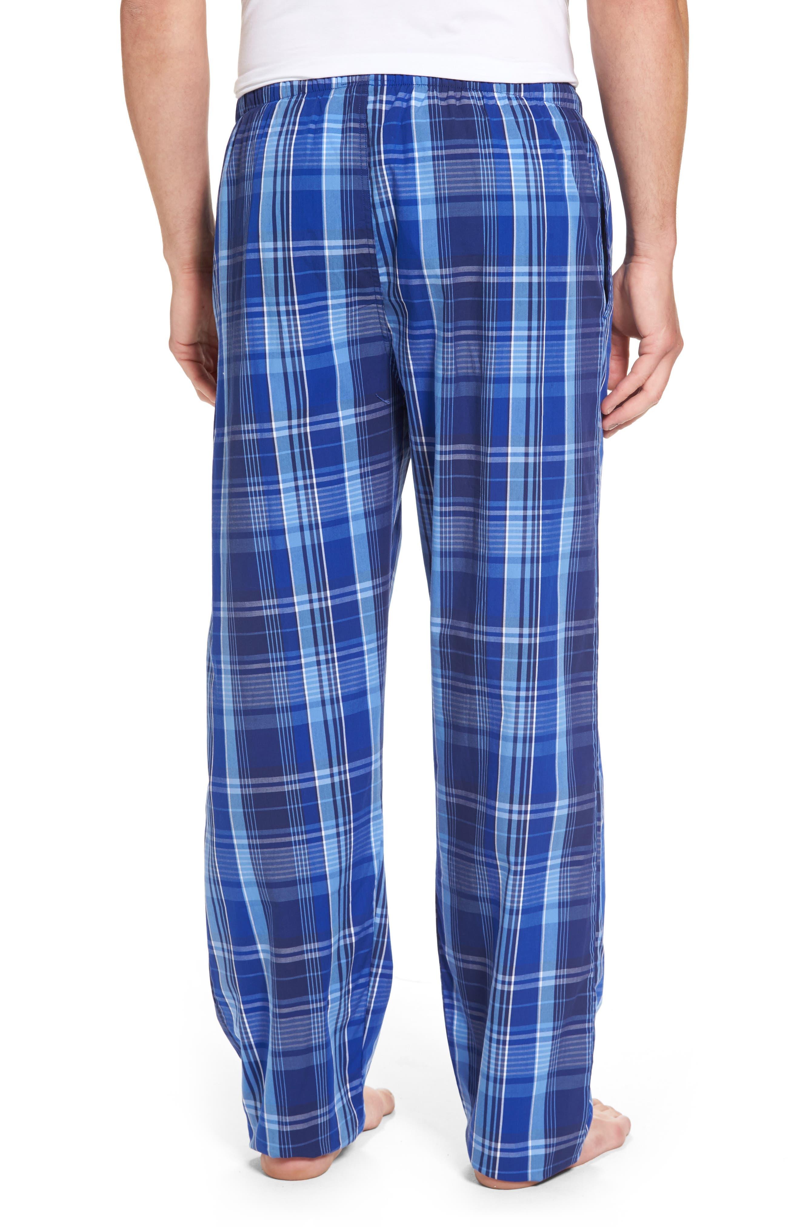 Cotton Lounge Pants,                             Alternate thumbnail 2, color,                             406