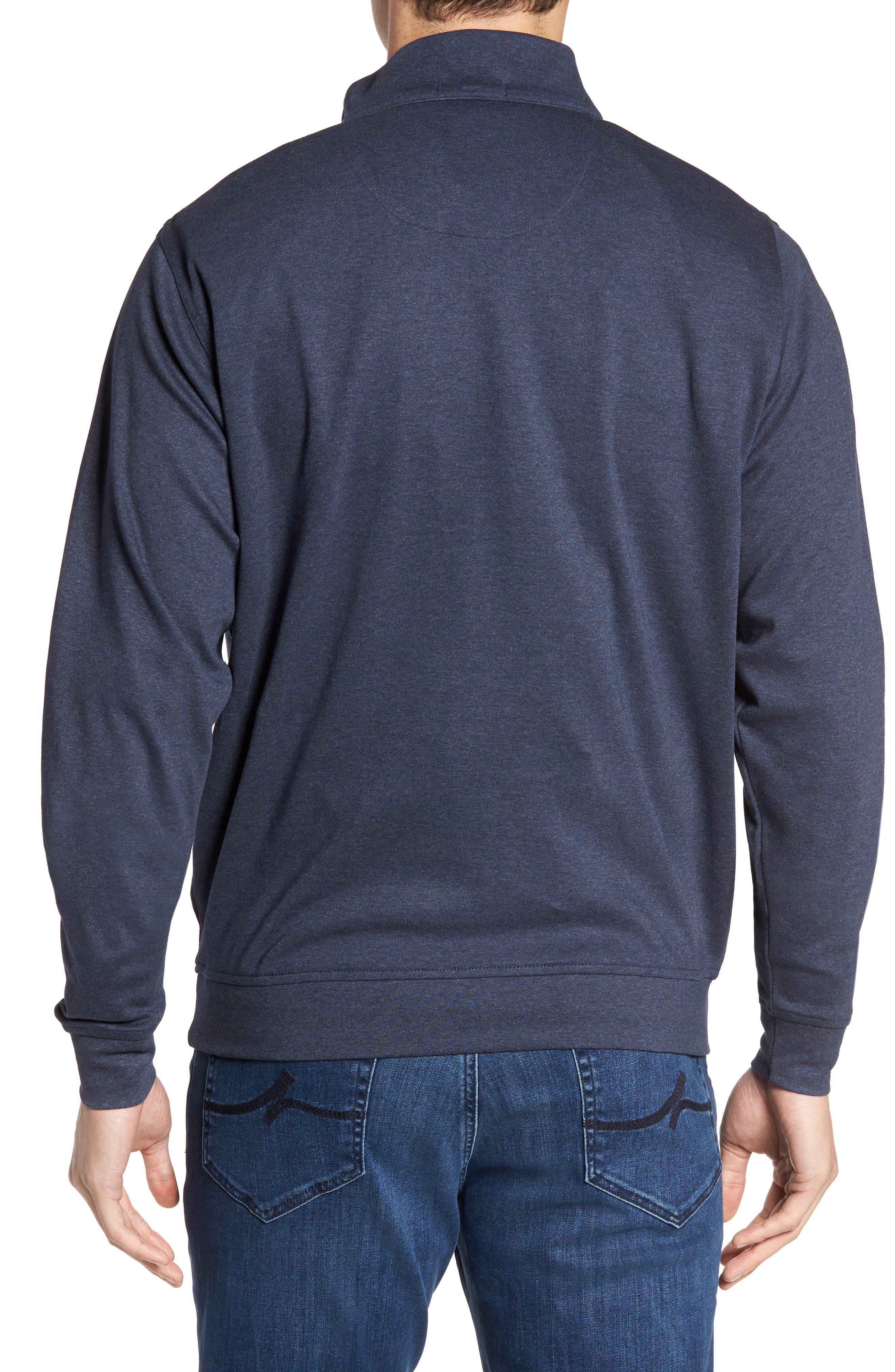 Quarter Zip Pullover,                             Alternate thumbnail 18, color,
