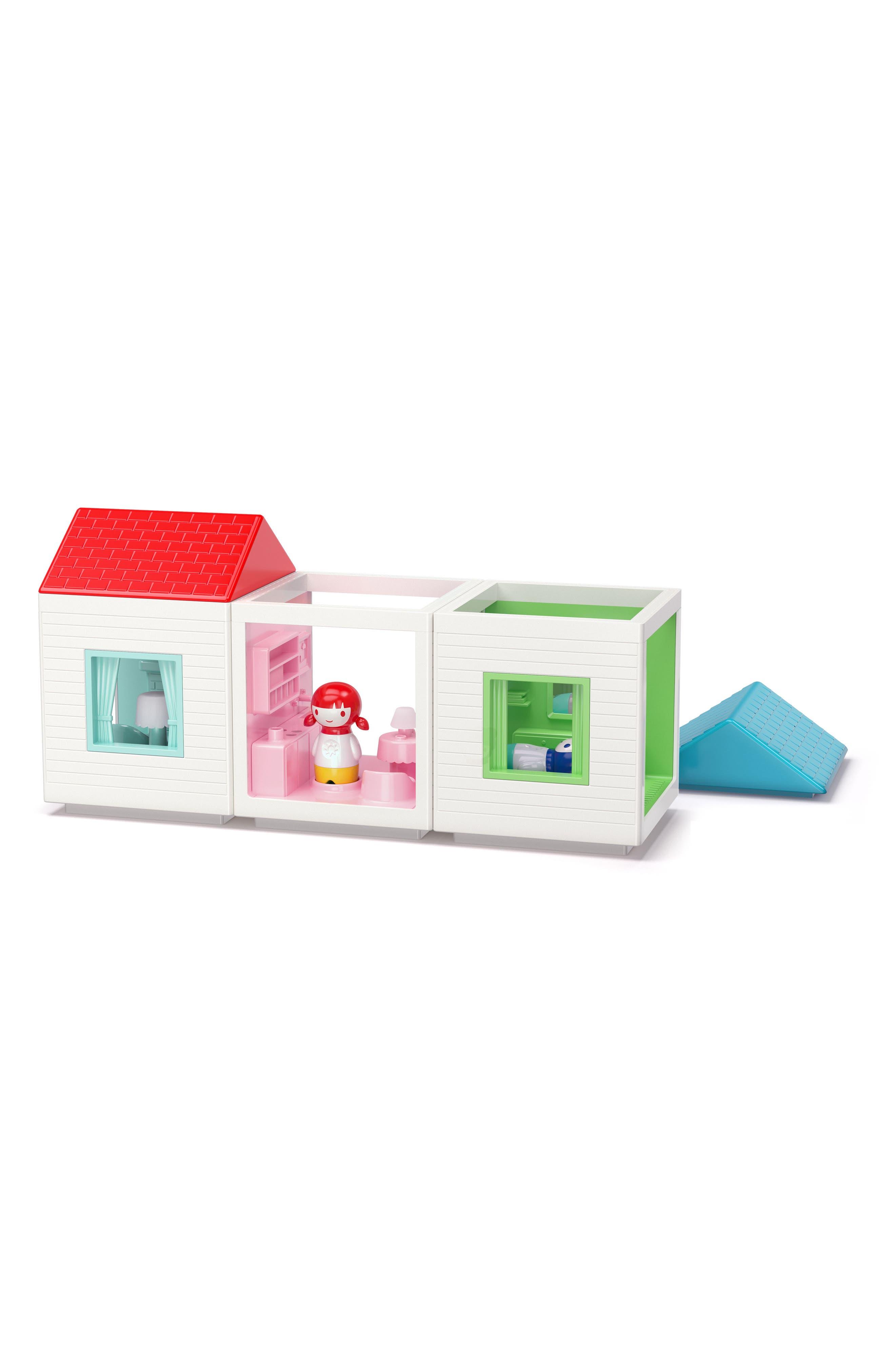 Sleeping House,                         Main,                         color, 100