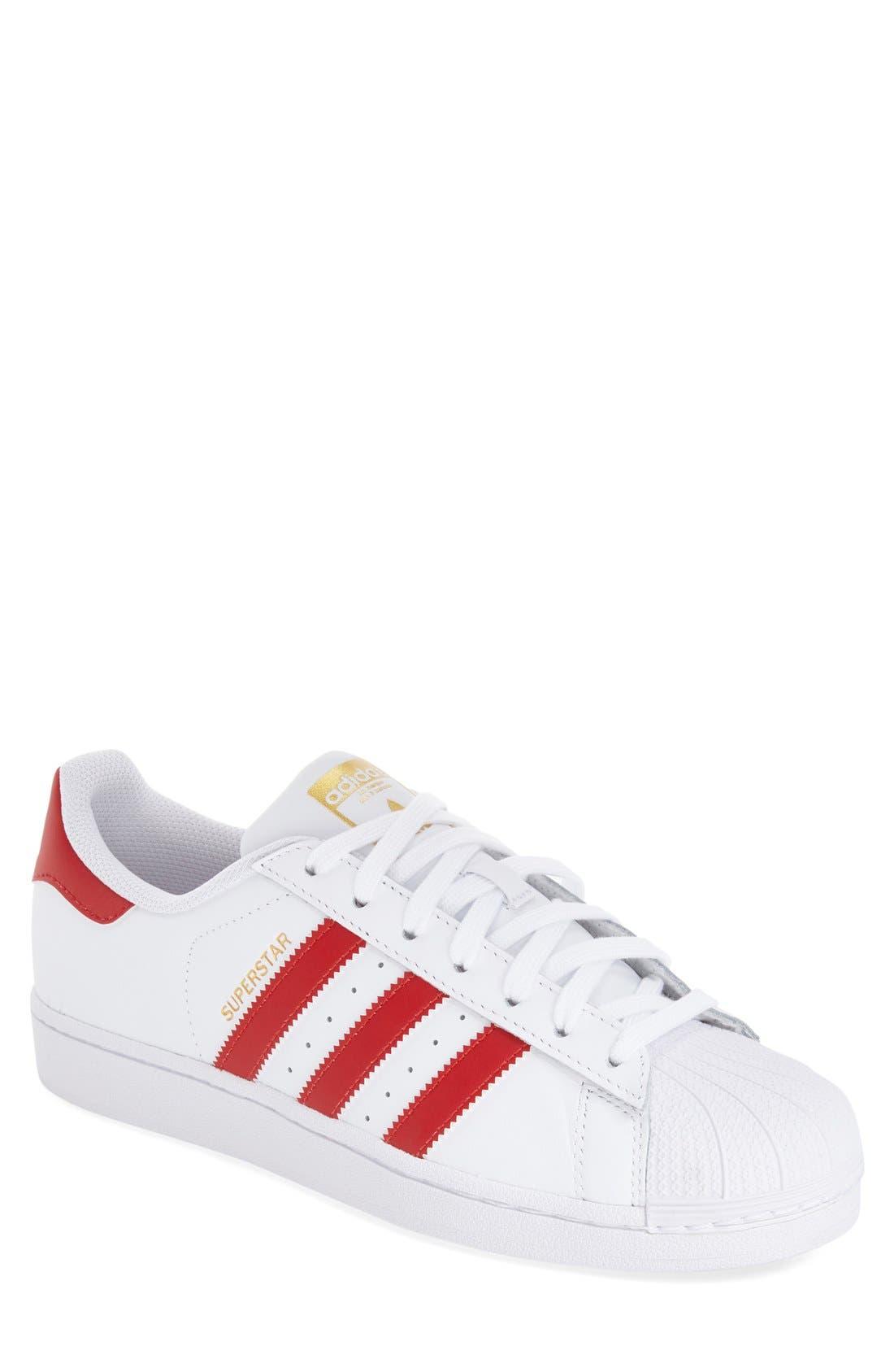 Superstar Sneaker,                             Main thumbnail 6, color,