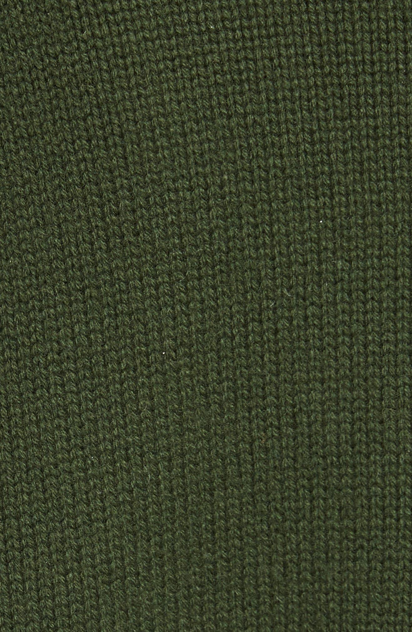 Serinda Wool & Cashmere Turtleneck Sweater,                             Alternate thumbnail 5, color,                             303