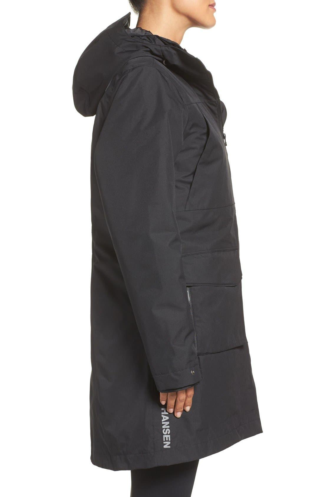 Rigging Waterproof 3-in-1 Raincoat,                             Alternate thumbnail 11, color,