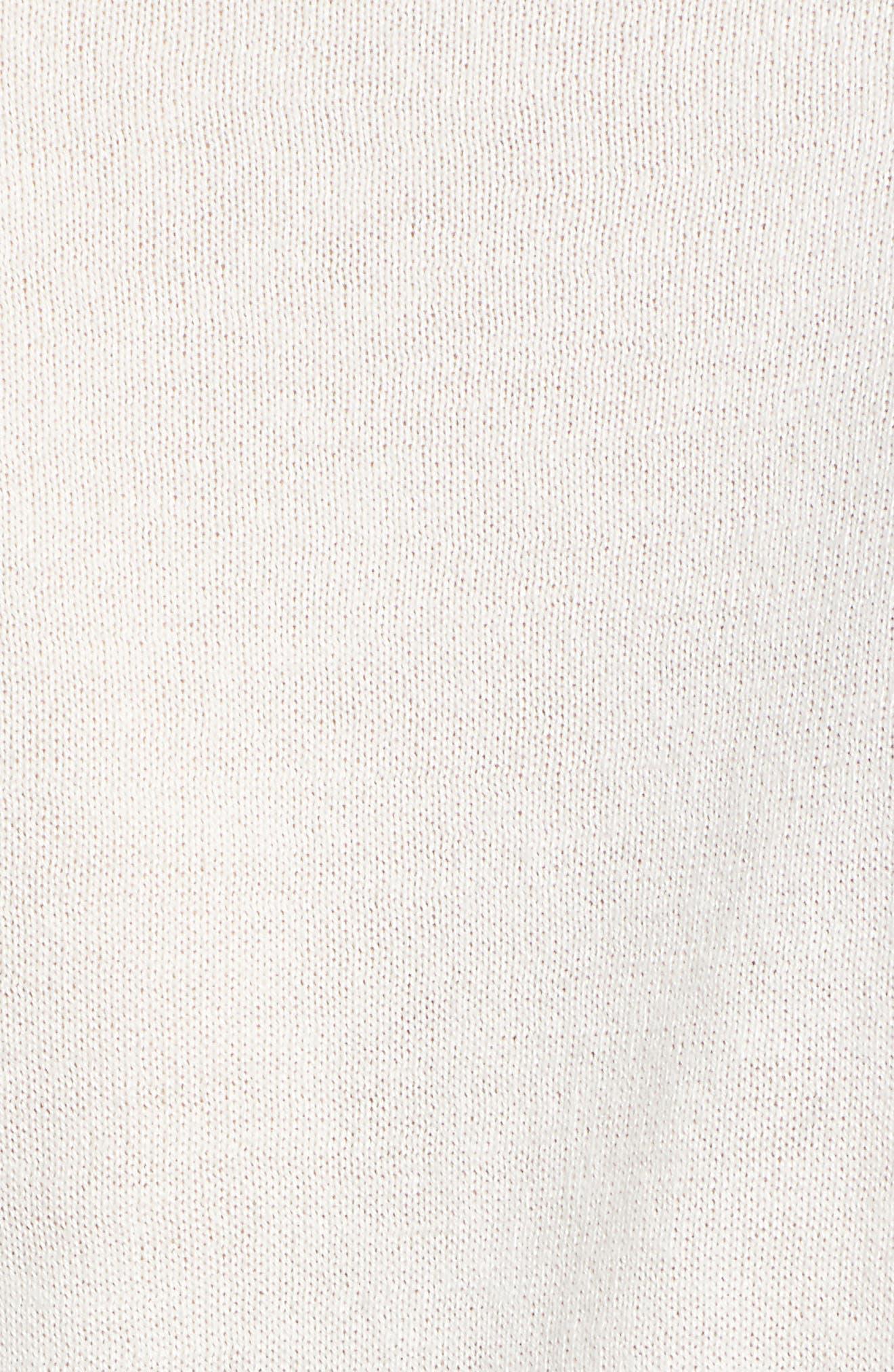 Cotton Blend Pullover,                             Alternate thumbnail 126, color,