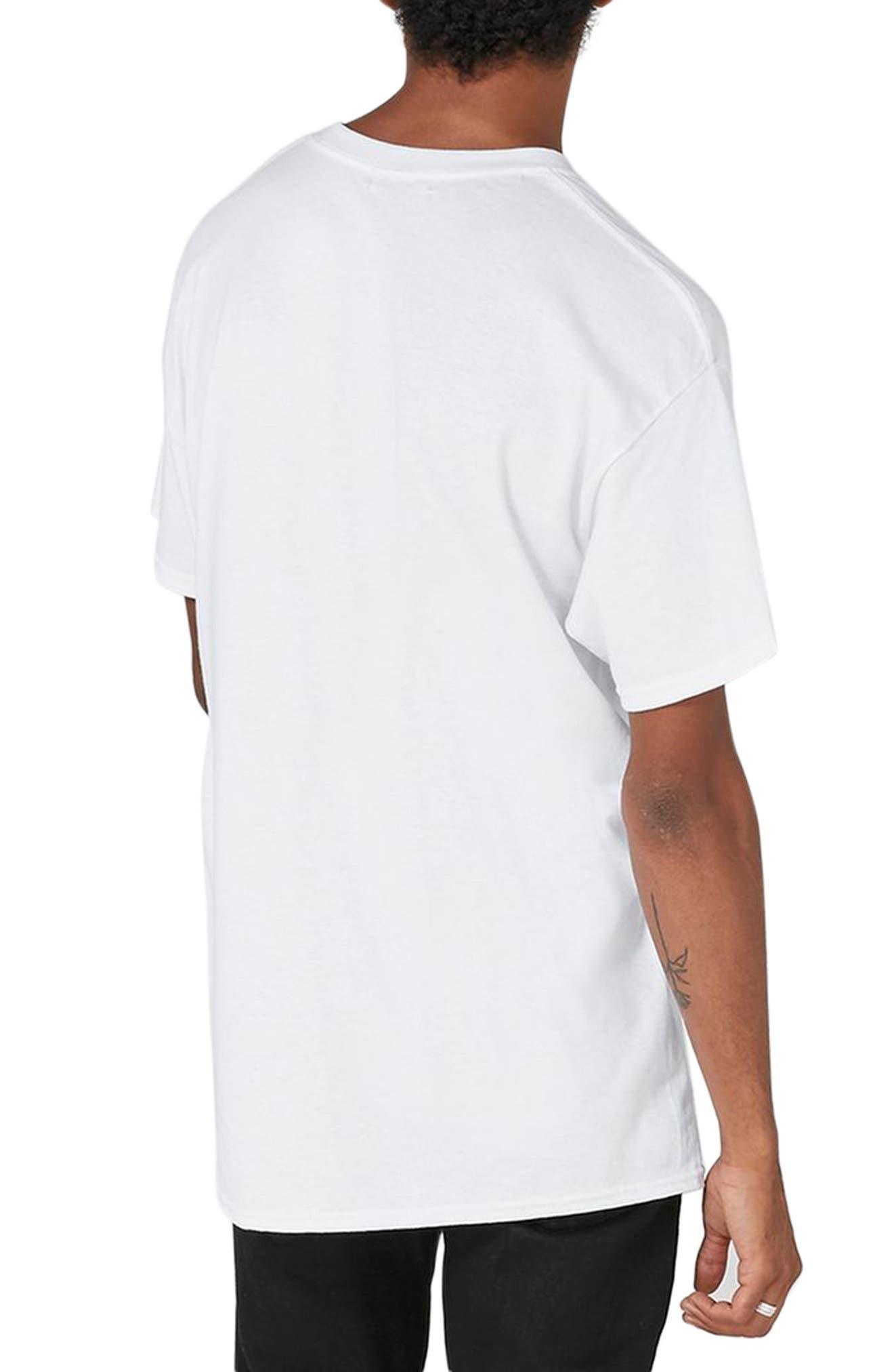 Biggie Crown T-Shirt,                             Alternate thumbnail 2, color,                             100