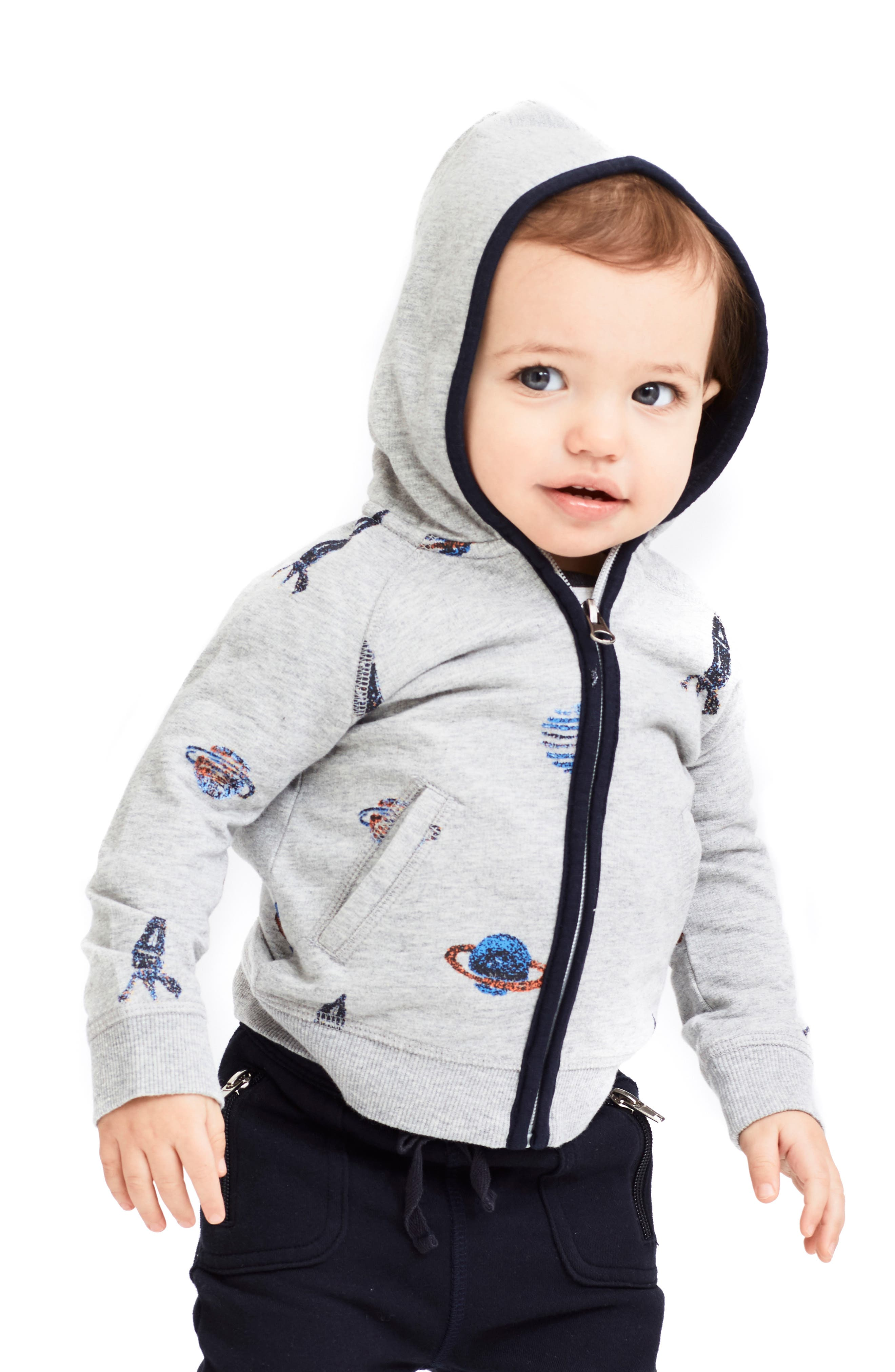 Astro Organic Cotton Hoodie,                         Main,                         color,