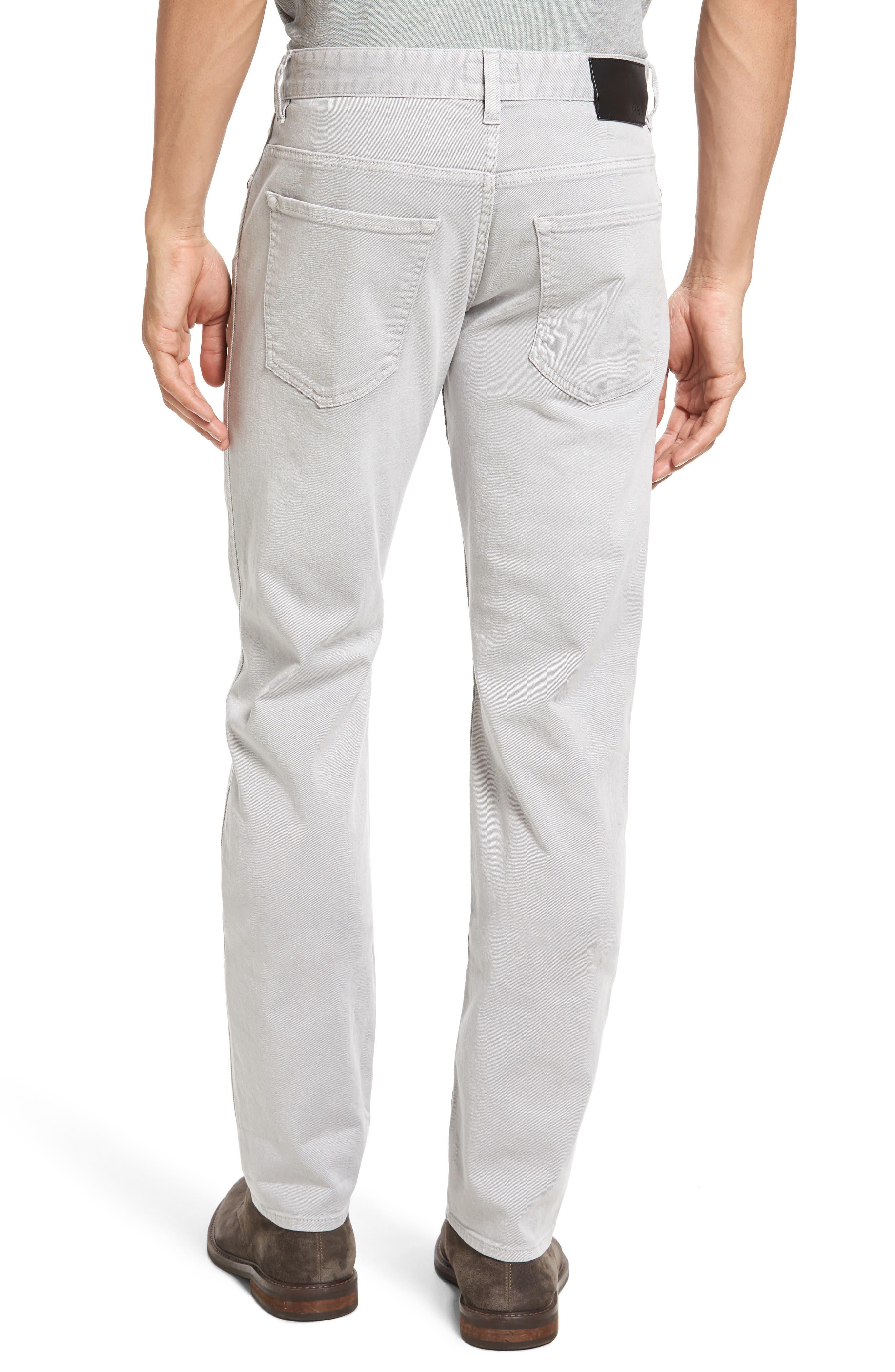 Delaware Grey Slim Fit Jeans,                             Alternate thumbnail 2, color,                             072