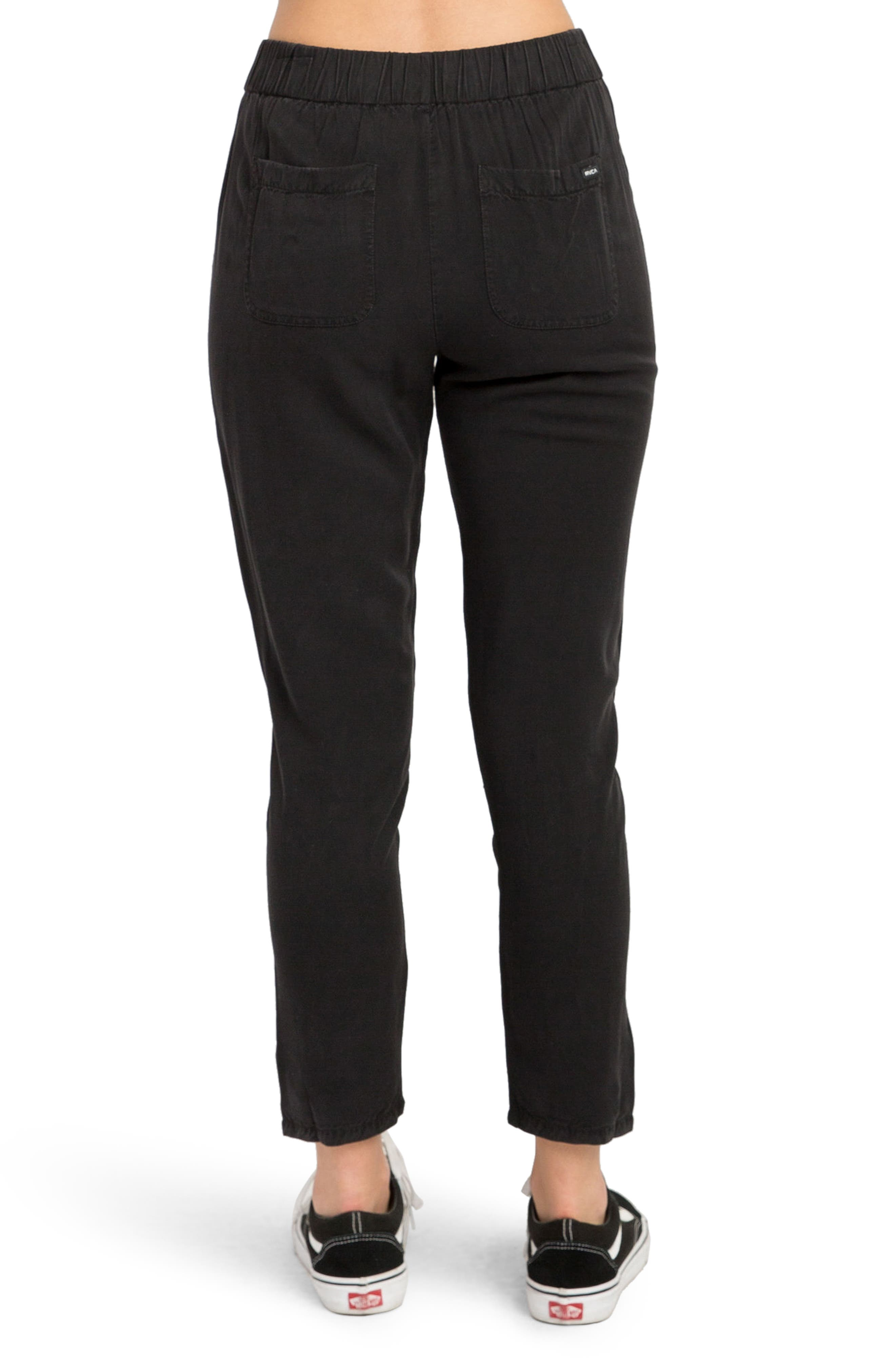Chill Vibes Ankle Pants,                             Alternate thumbnail 2, color,                             001