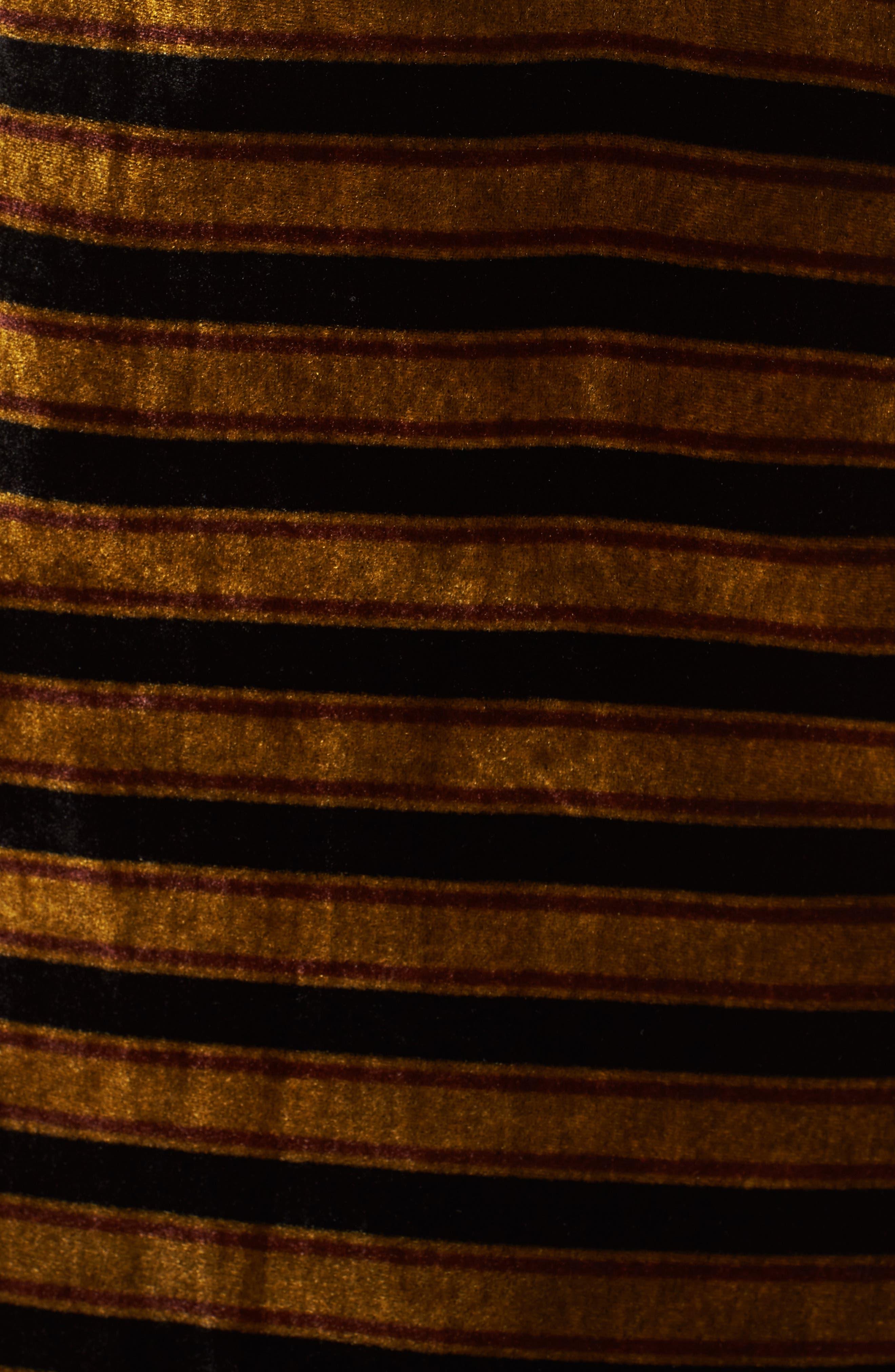 Emma Stripe Dress,                             Alternate thumbnail 5, color,                             015