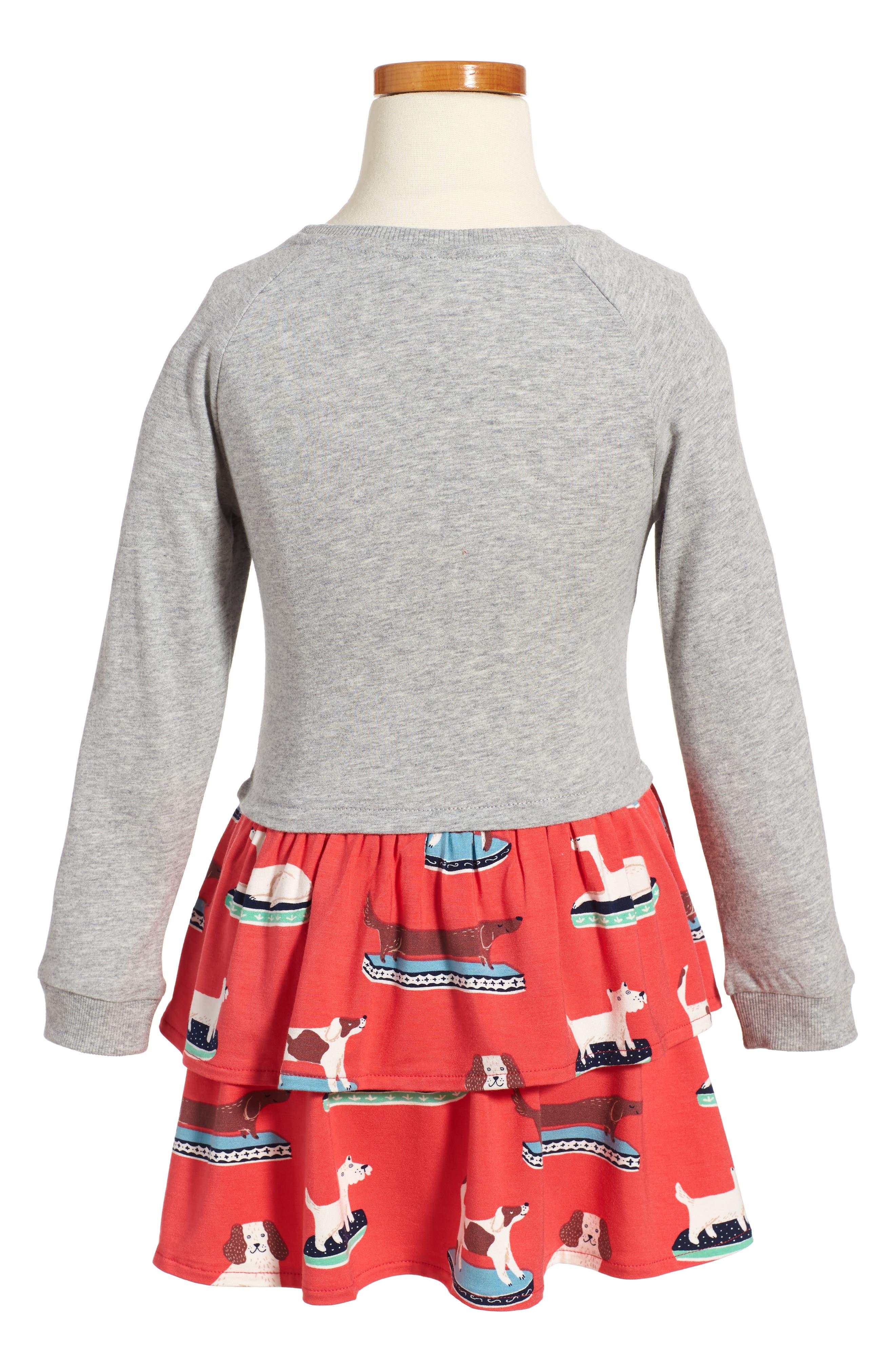 Twirly Sequin Dalmatian Dress,                             Alternate thumbnail 2, color,                             024