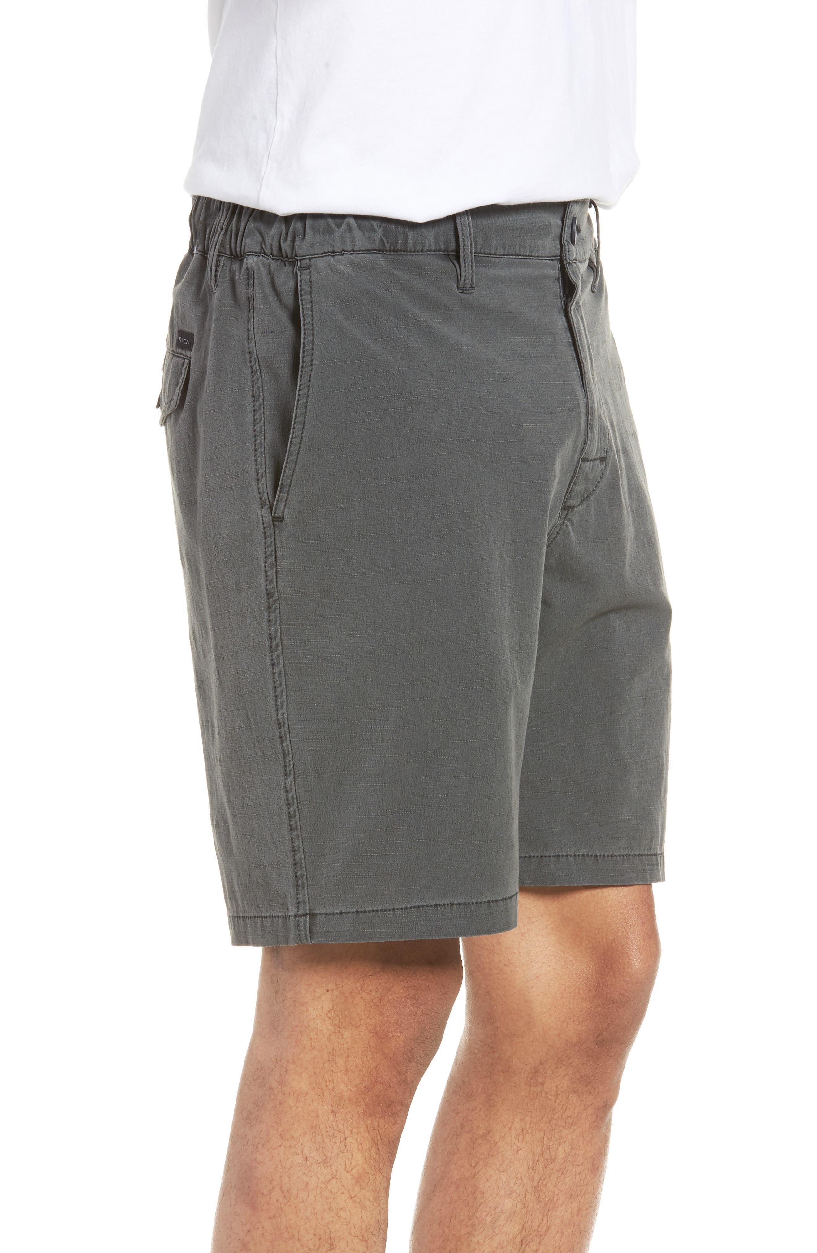 All Time Coastal SOL Hybrid Shorts,                             Alternate thumbnail 3, color,                             GREY SKULL