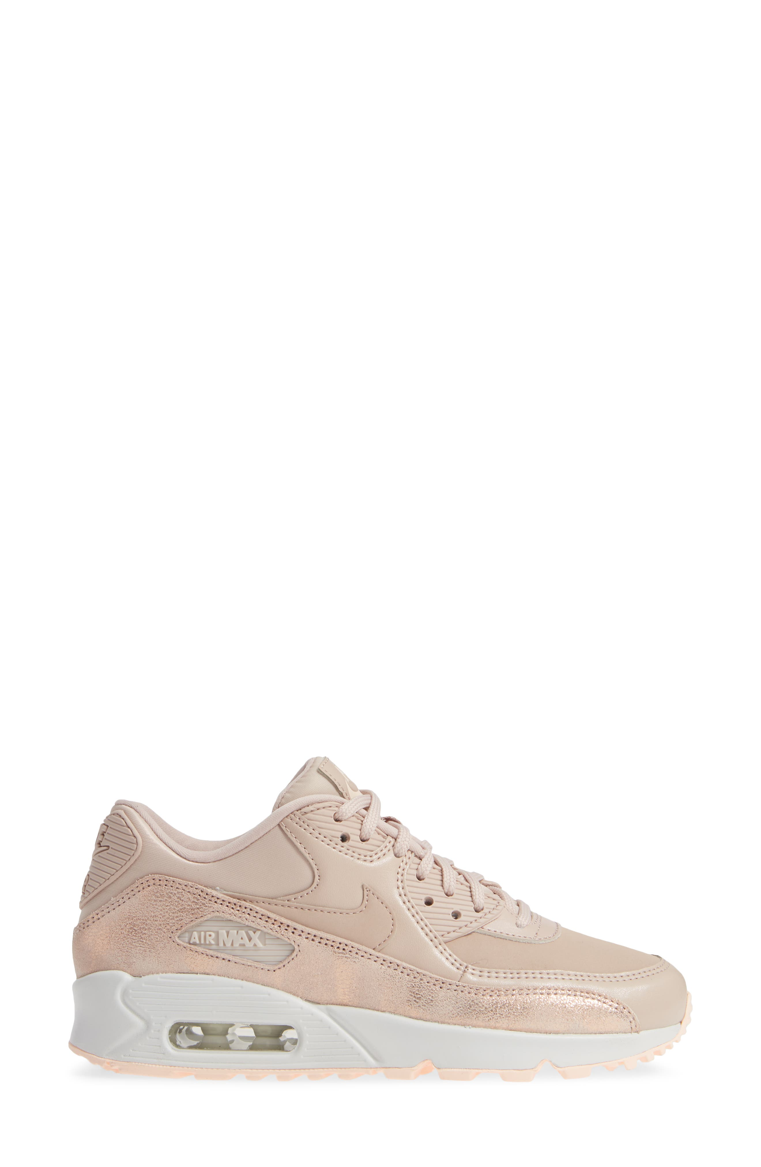 Air Max 90 SE Sneaker,                             Alternate thumbnail 20, color,