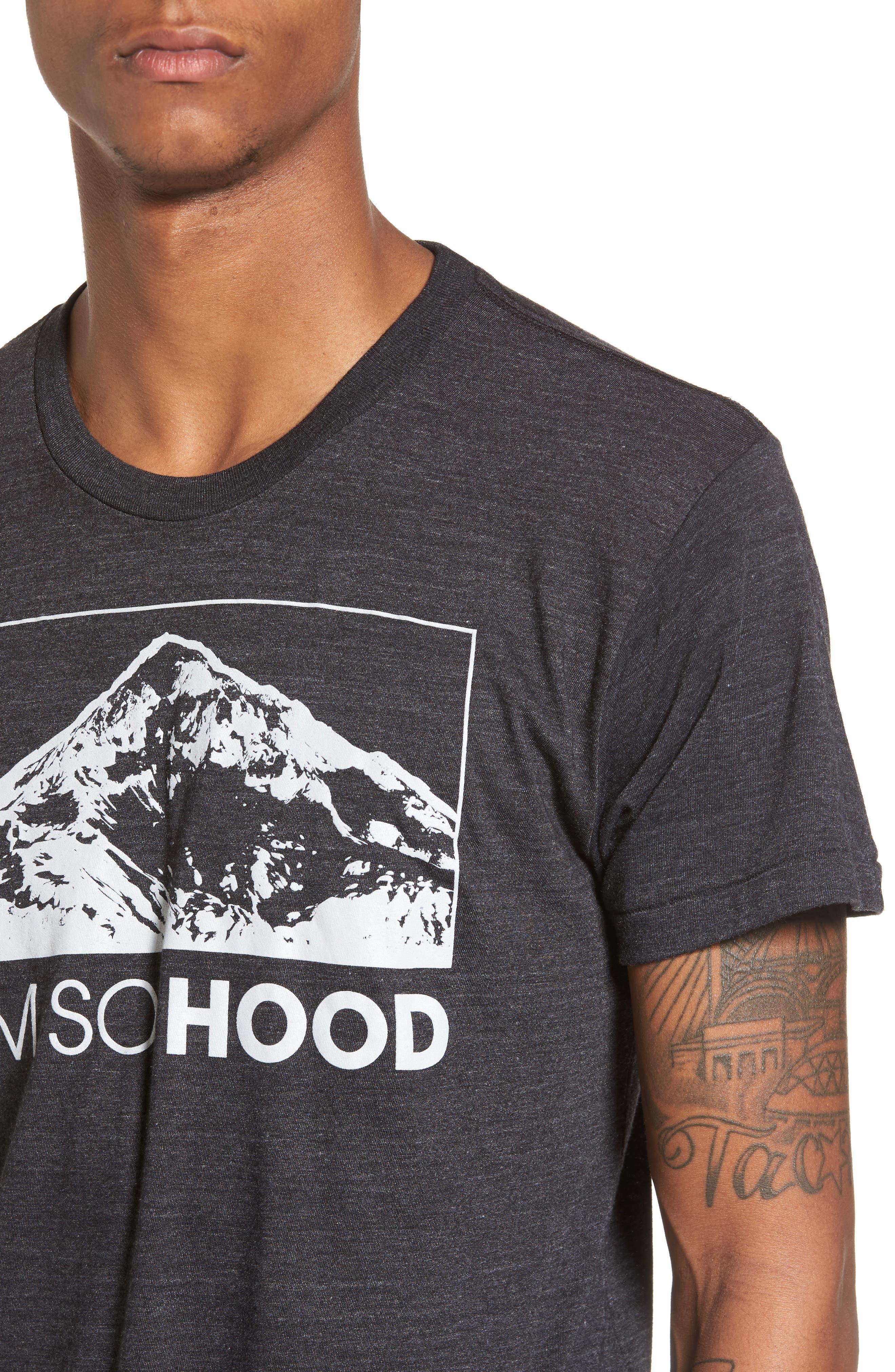 I'm So Hood T-Shirt,                             Alternate thumbnail 4, color,                             002
