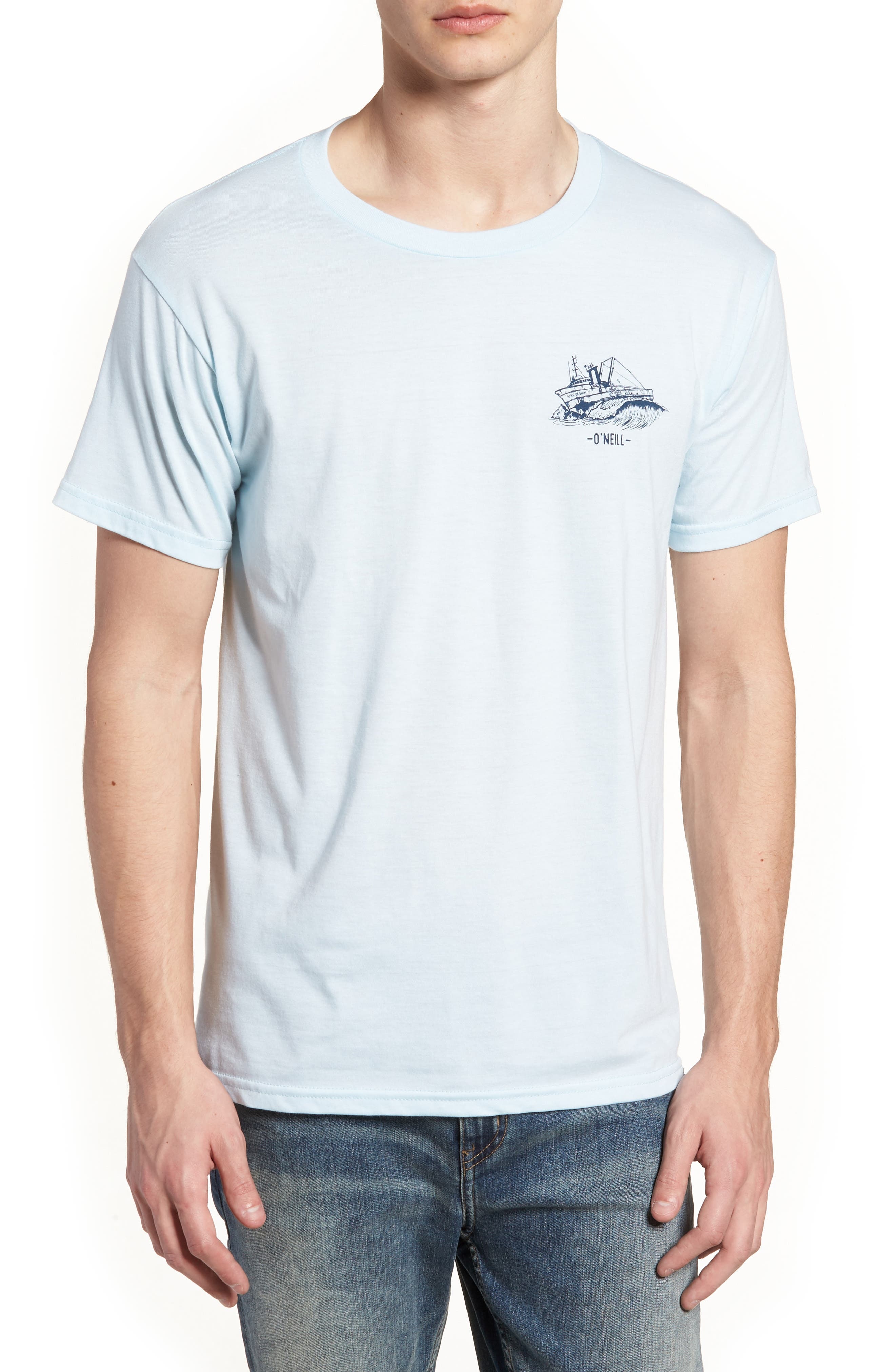 Wrecked Graphic T-Shirt,                             Main thumbnail 2, color,