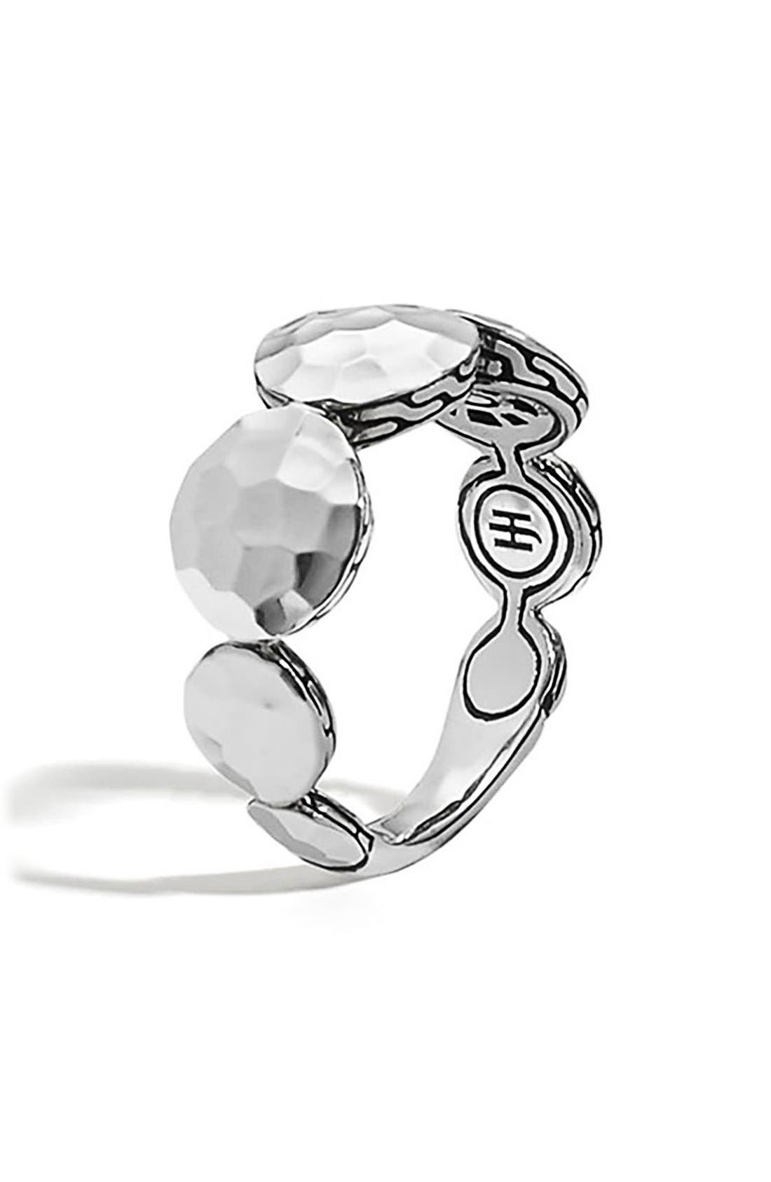 'Dot' Tapered Ring,                         Main,                         color, 040