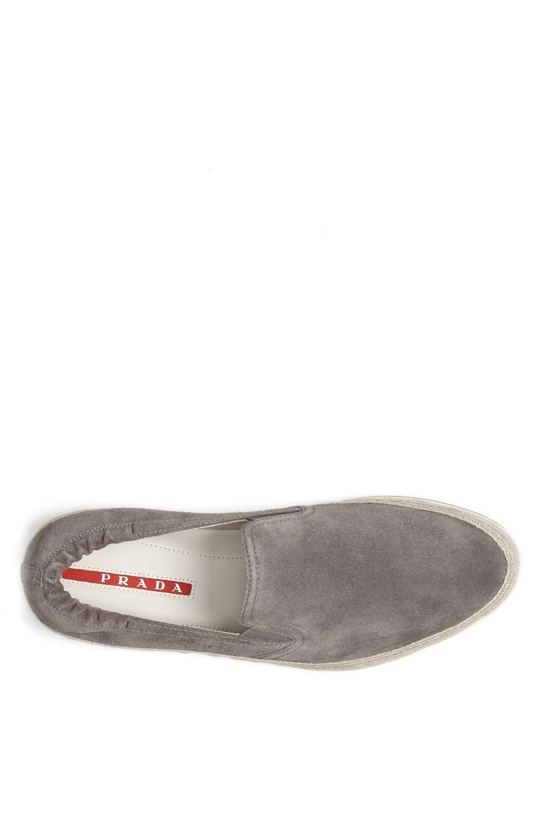 Espadrille Sneaker,                             Alternate thumbnail 3, color,                             033