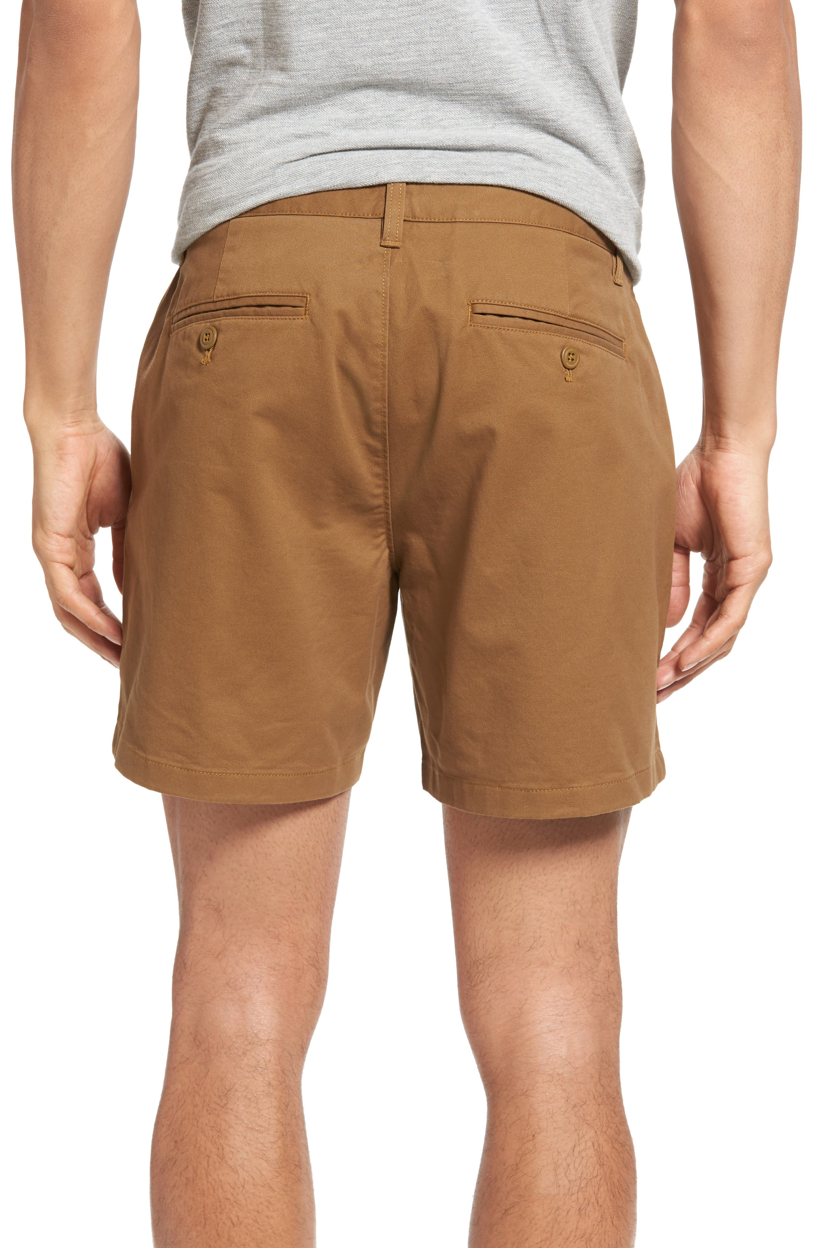 Stretch Washed Chino 5-Inch Shorts,                             Alternate thumbnail 51, color,