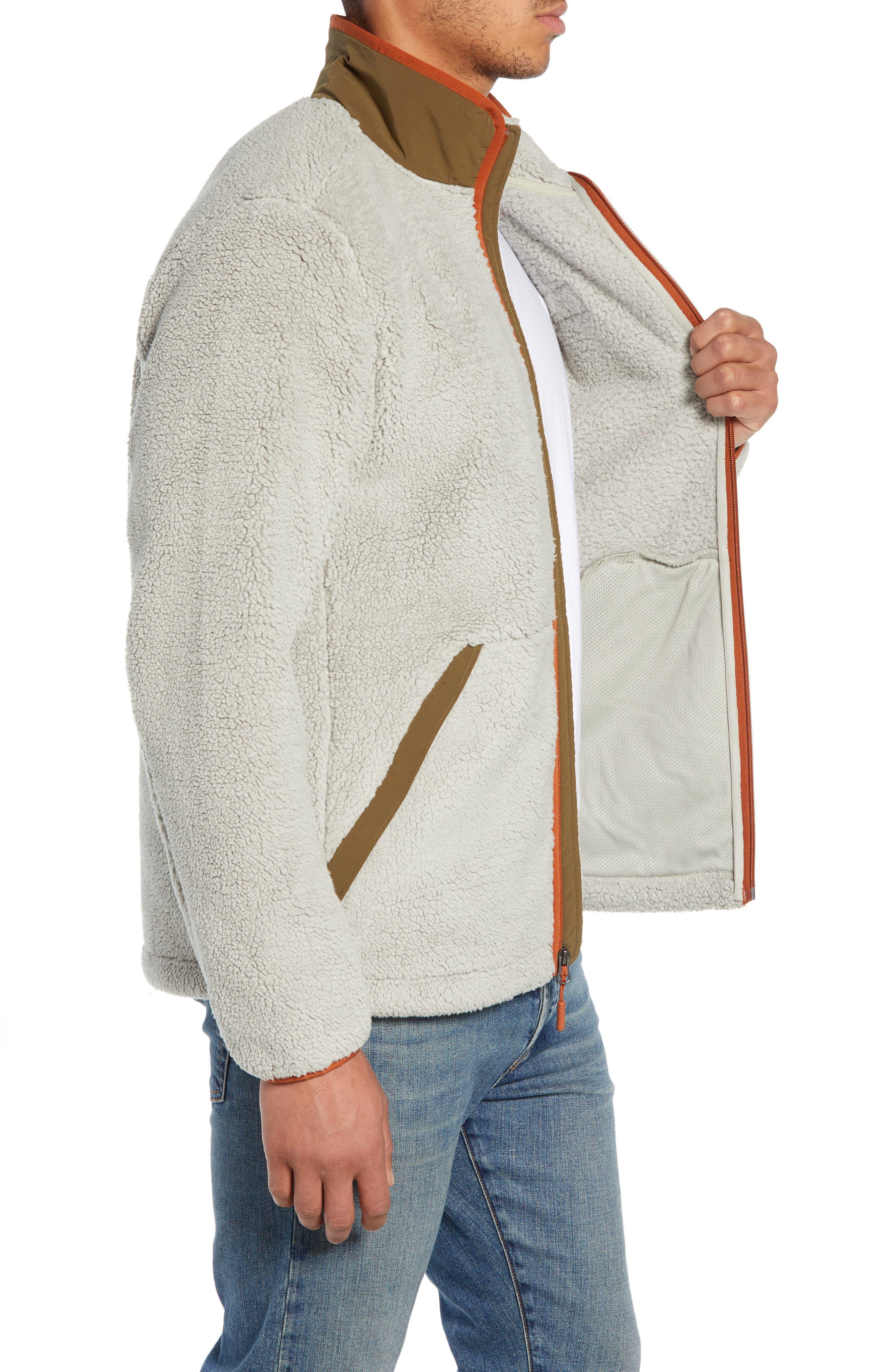 Campshire Zip Fleece Jacket,                             Alternate thumbnail 28, color,