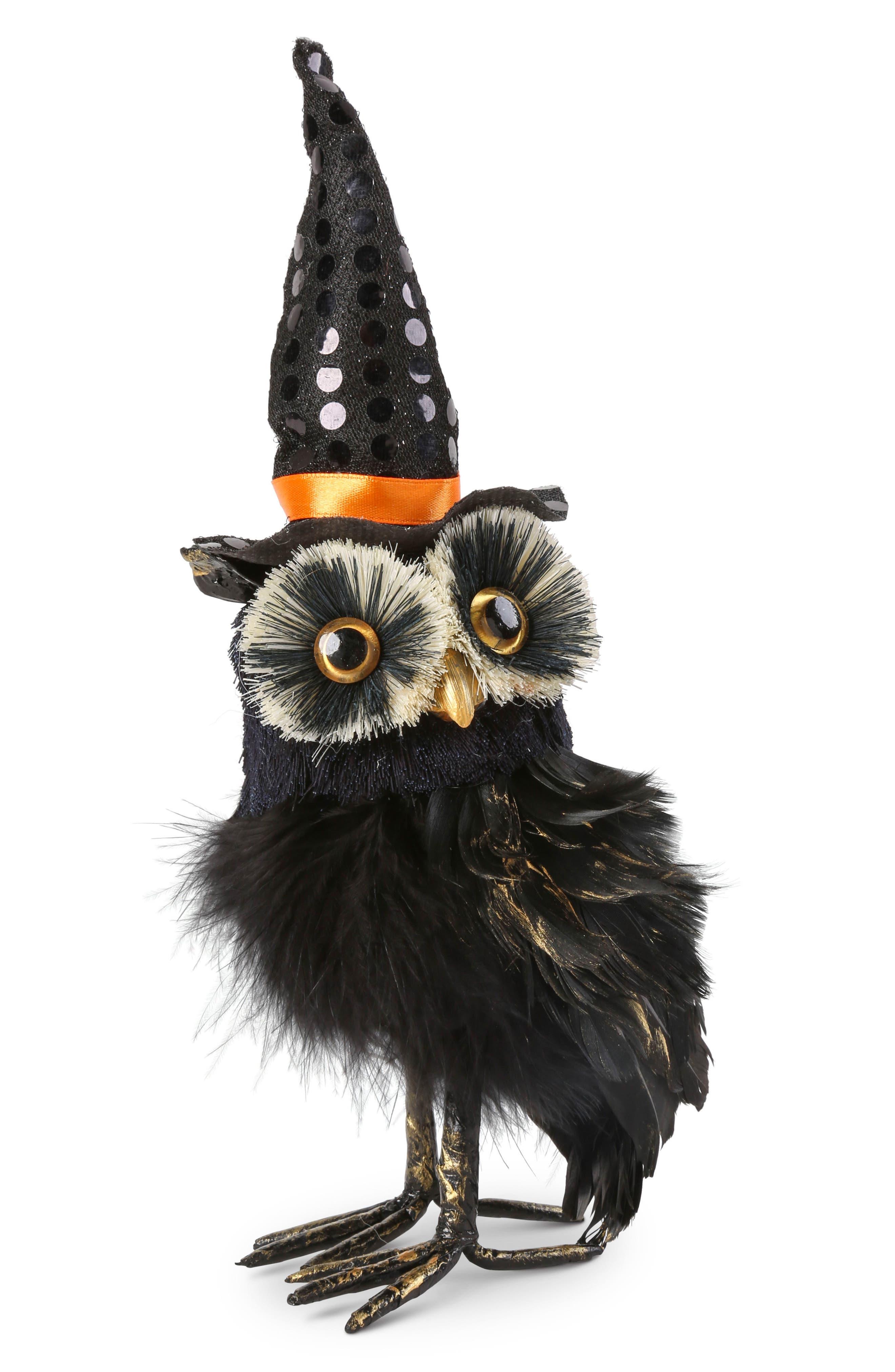 Decorative Owl,                             Main thumbnail 1, color,                             001
