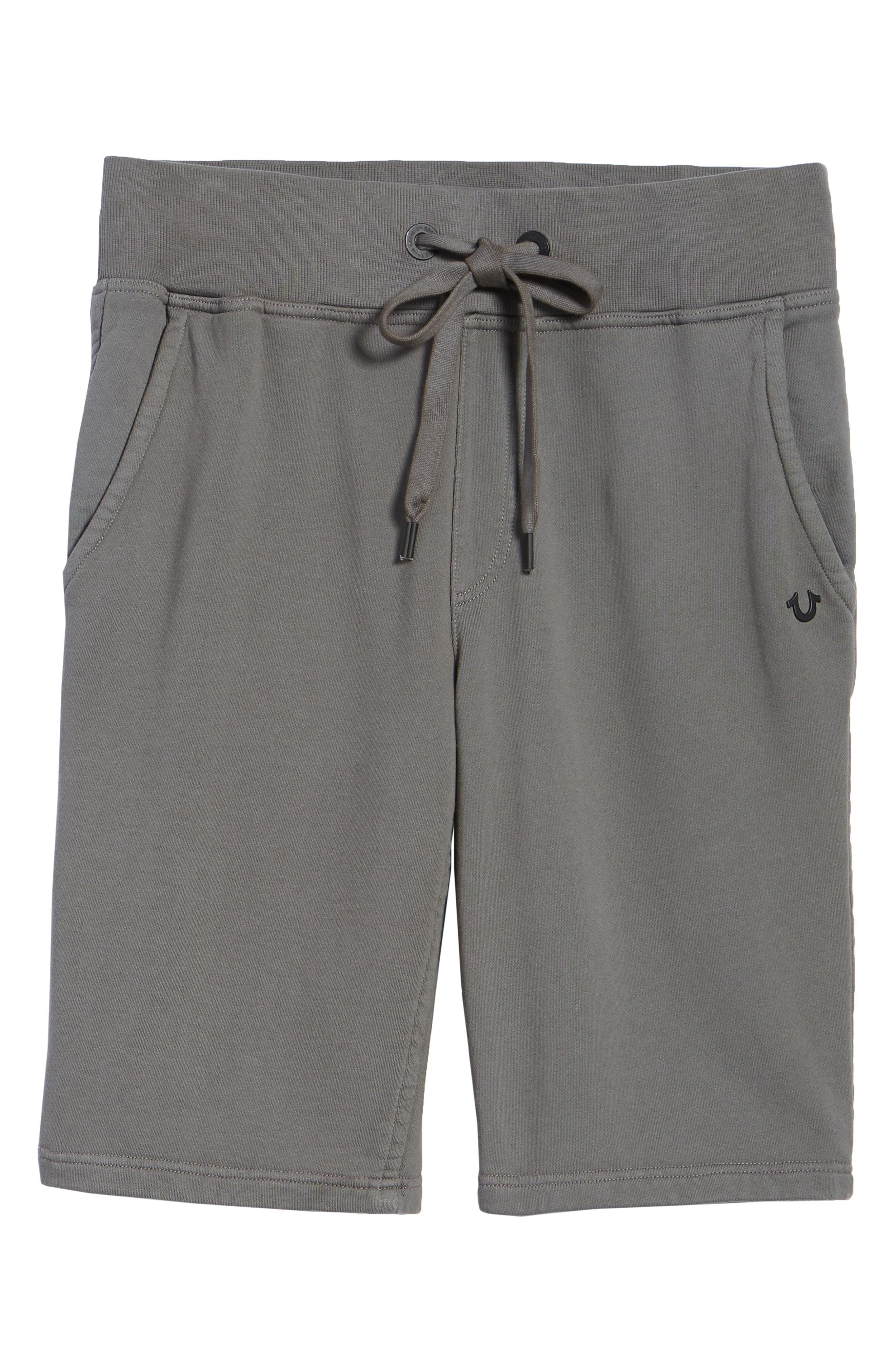 Core Shorts,                             Alternate thumbnail 6, color,                             CHARCOAL