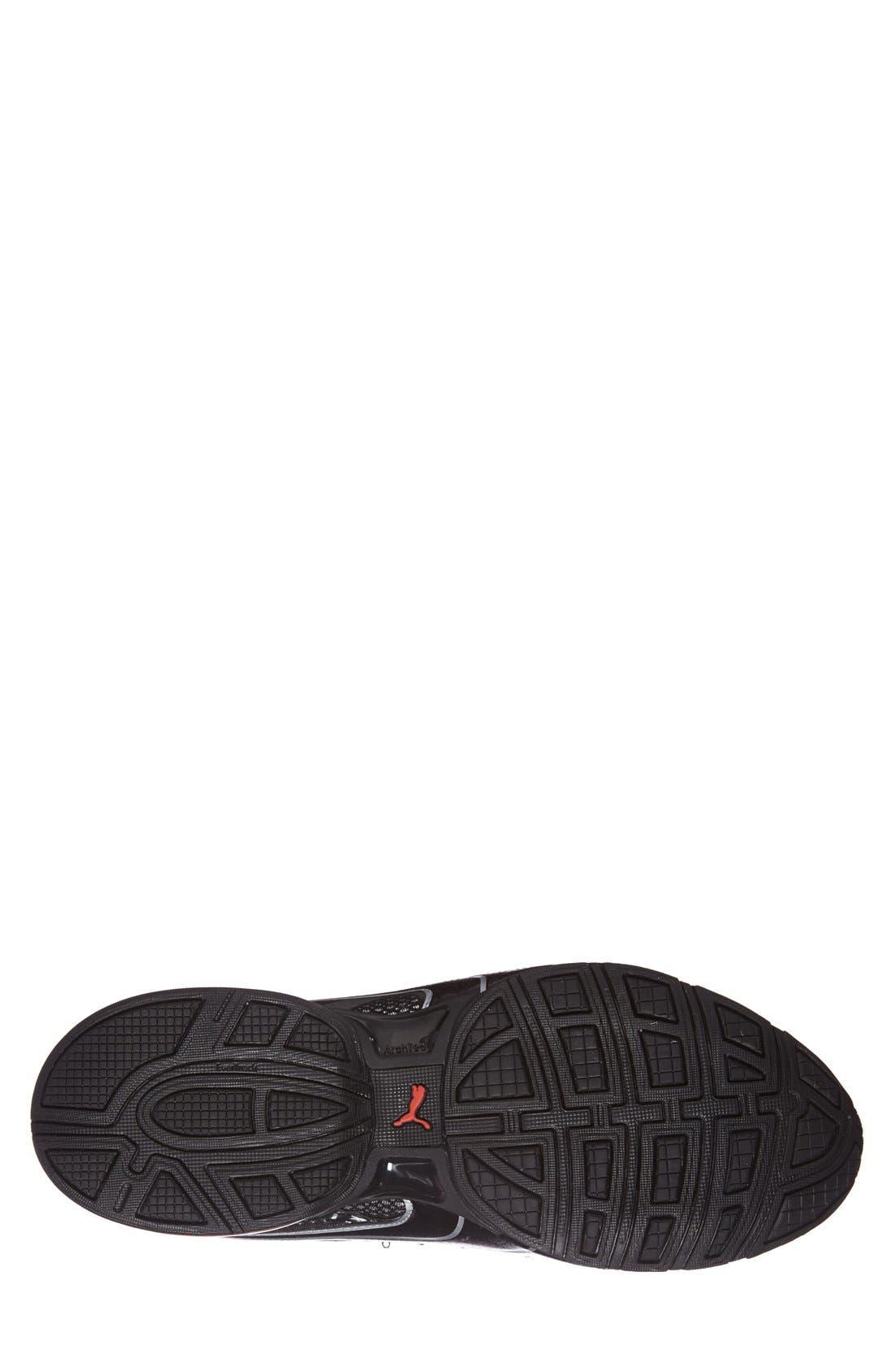 PUMA,                             'Voltaic 5' Running Shoe,                             Alternate thumbnail 3, color,                             001