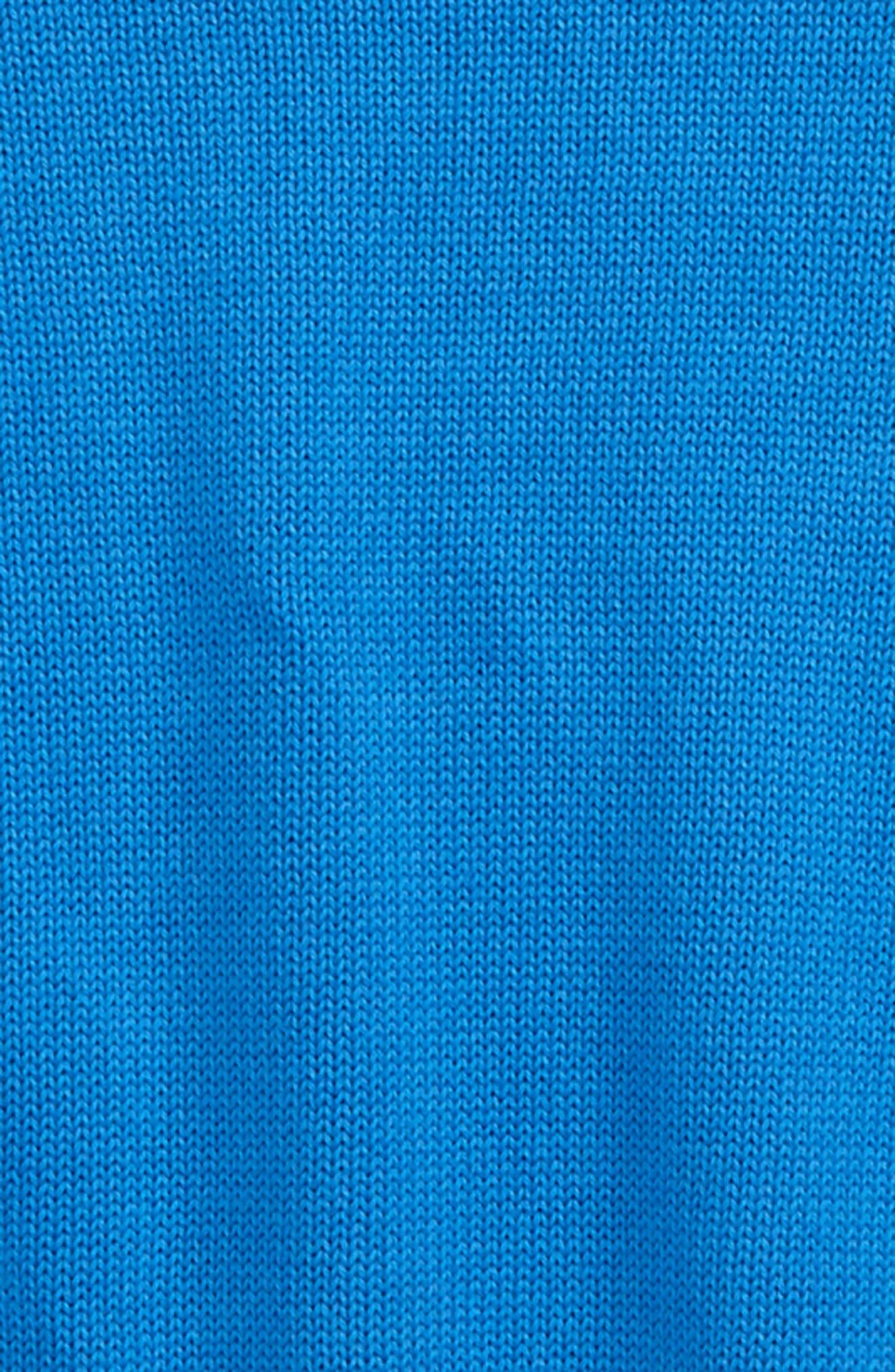 Classic Crewneck Sweater,                             Alternate thumbnail 4, color,
