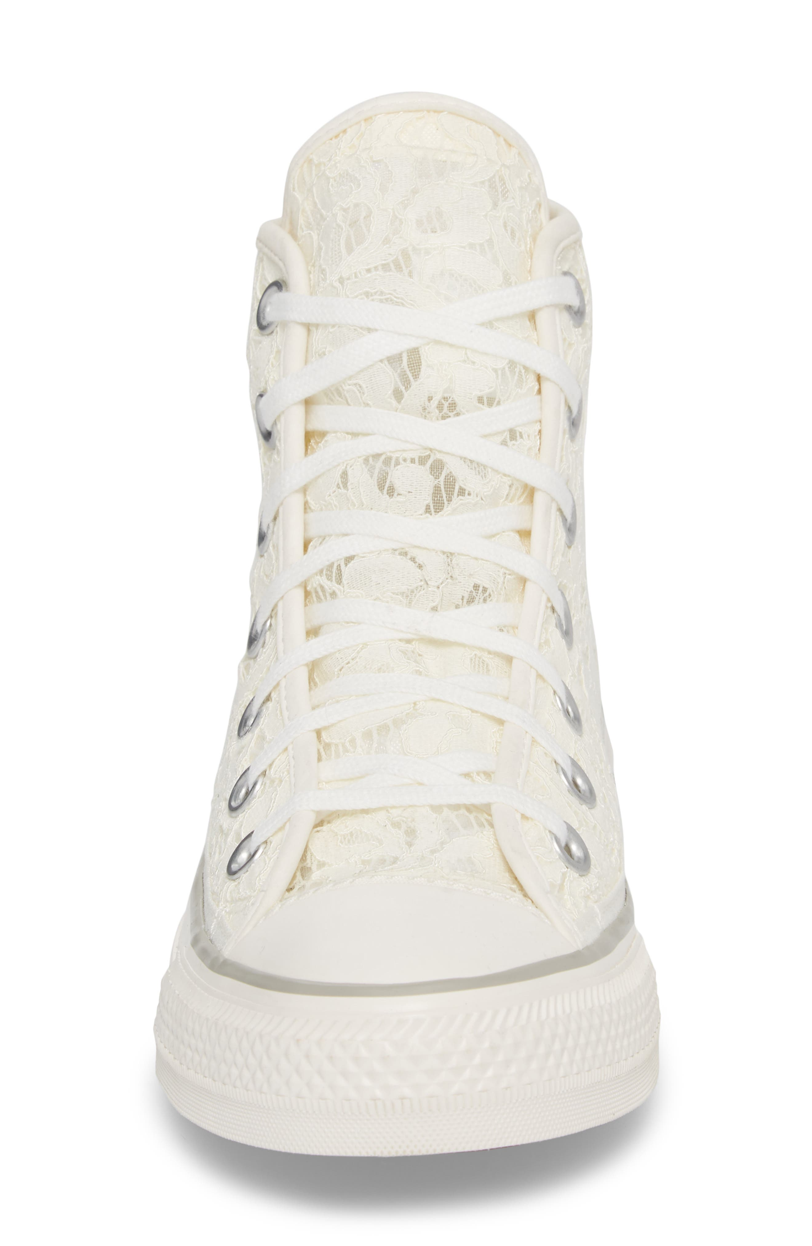 Chuck Taylor<sup>®</sup> All Star Lace High-Top Sneaker,                             Alternate thumbnail 8, color,