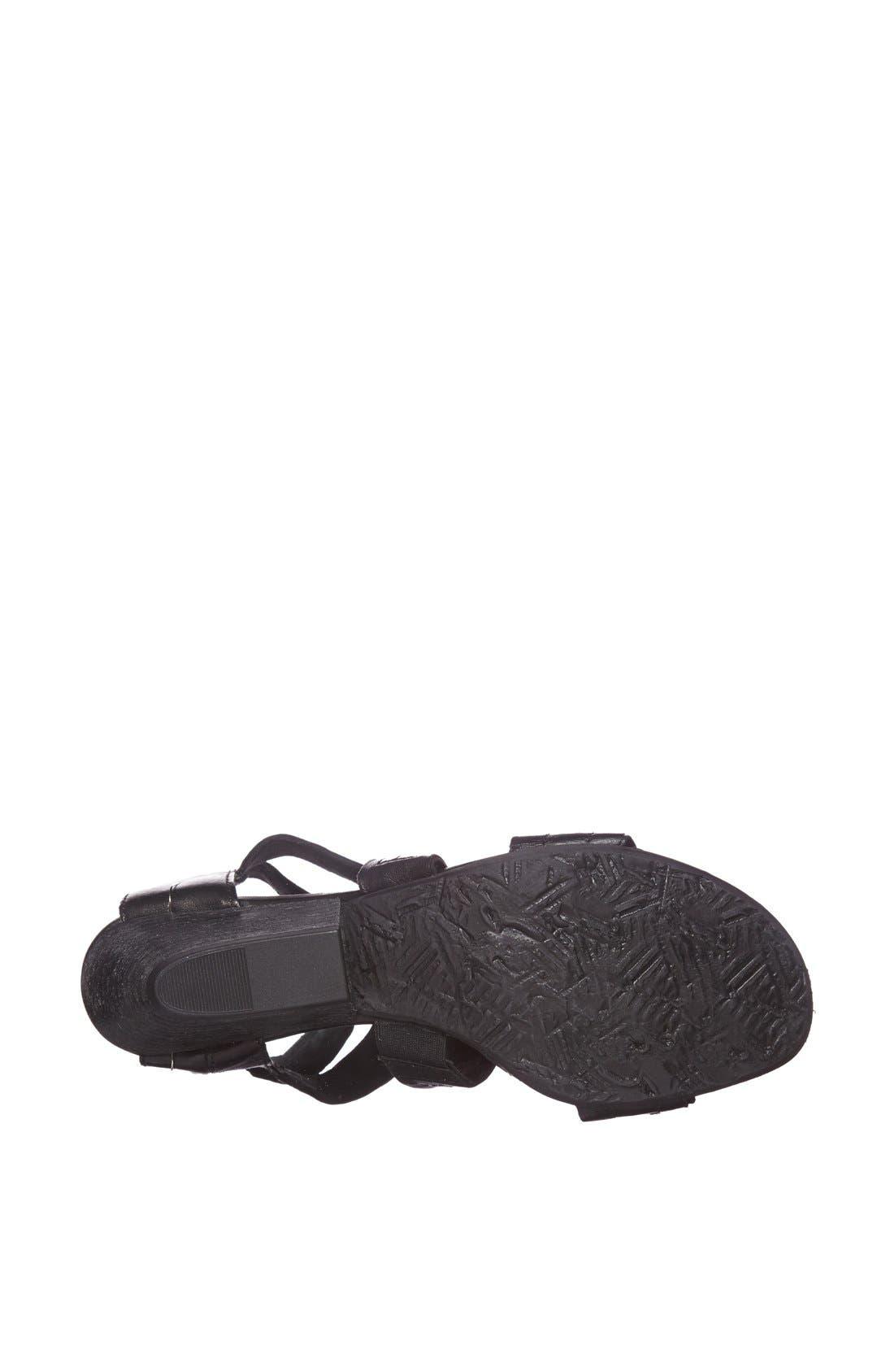 'Kenzie' Sandal,                             Alternate thumbnail 3, color,                             001