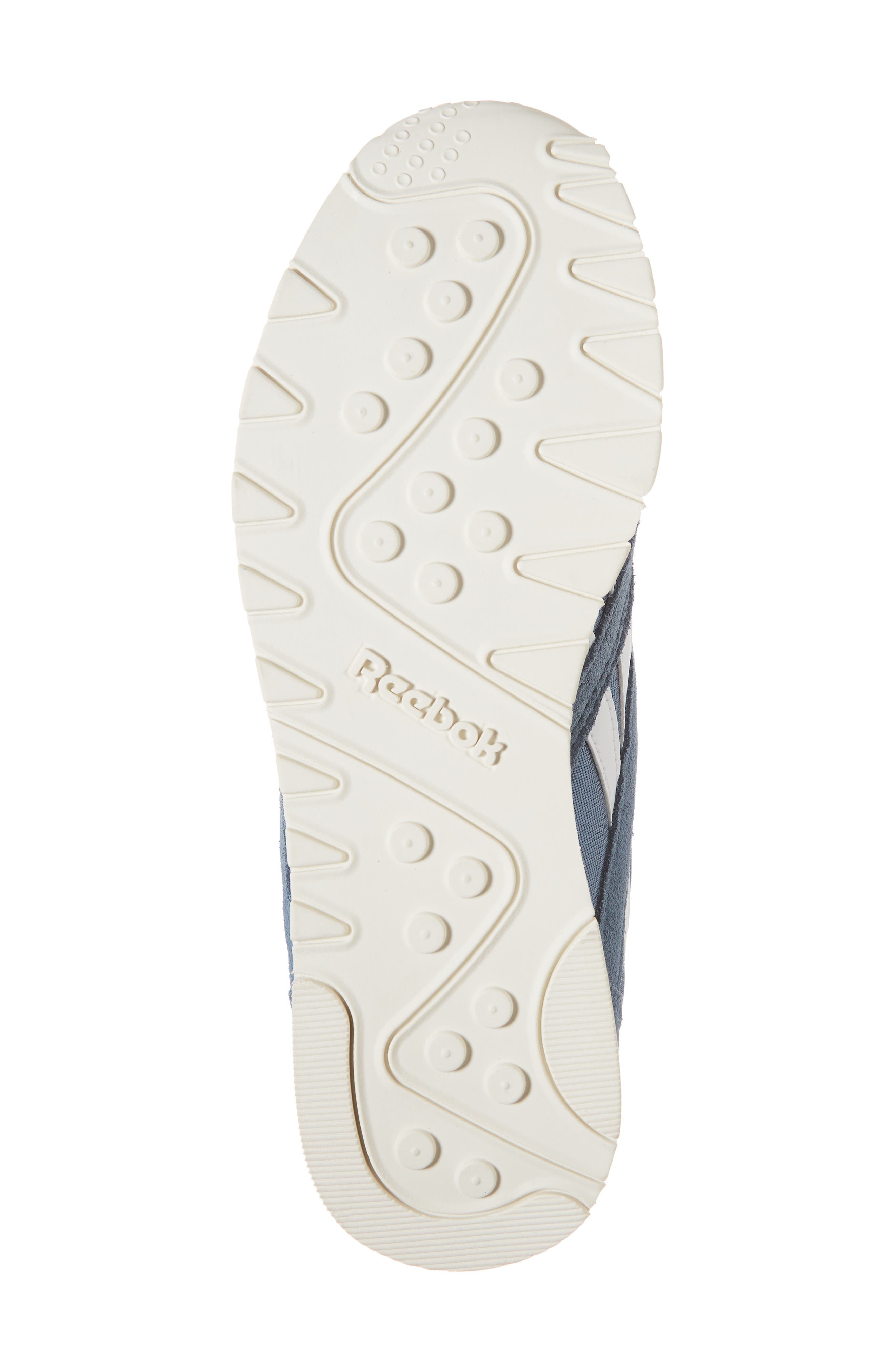 Classic Sneaker,                             Alternate thumbnail 6, color,                             BLUE SLATE/ WHITE/ CHALK