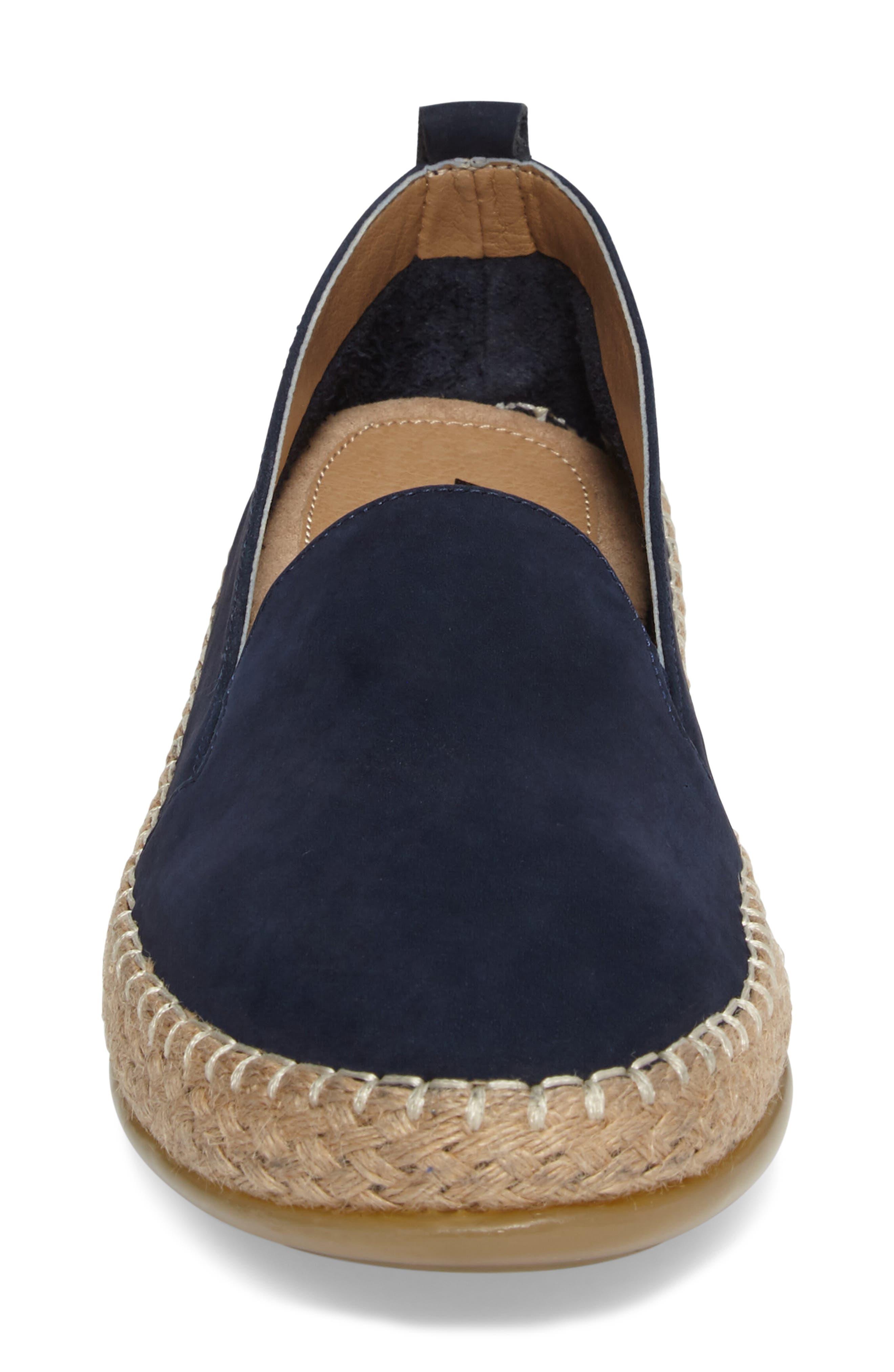 Nadette Espadrille Loafer Flat,                             Alternate thumbnail 15, color,