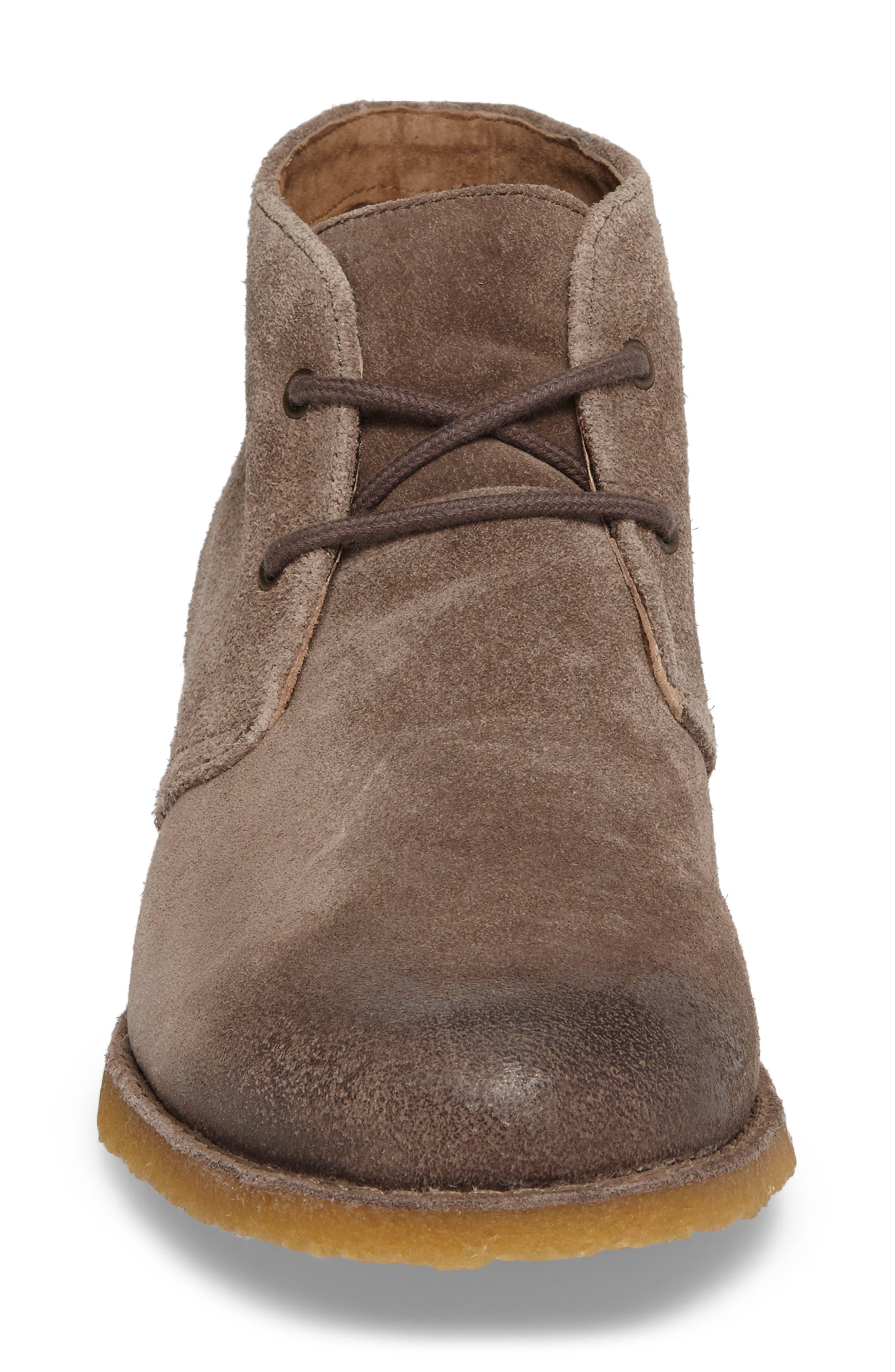 Leighton Chukka Waterproof Boot,                             Alternate thumbnail 4, color,                             023