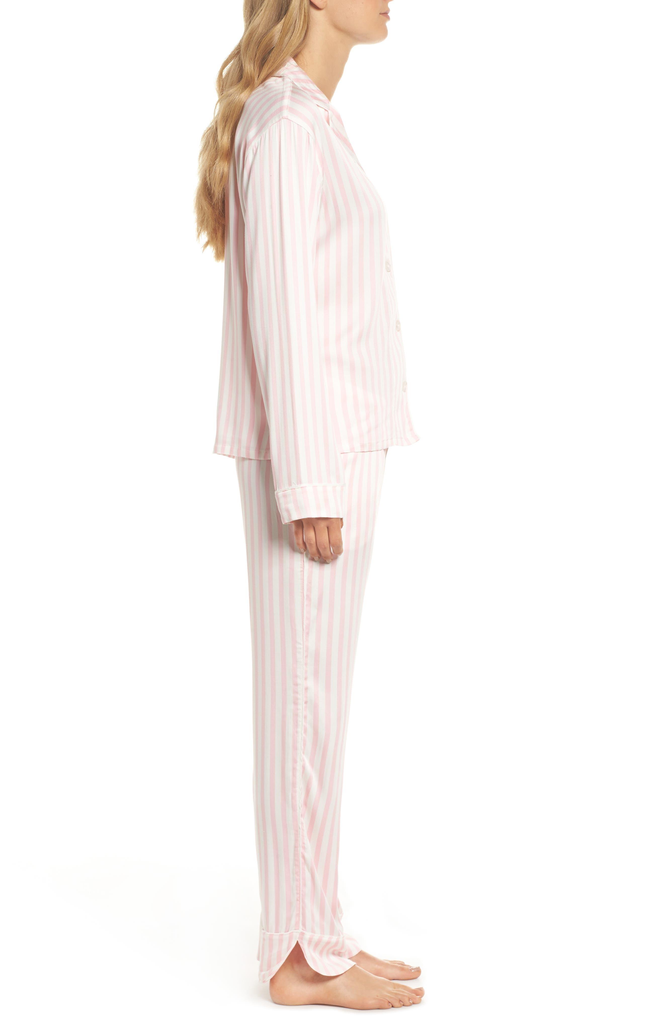Stripe Pajamas,                             Alternate thumbnail 6, color,