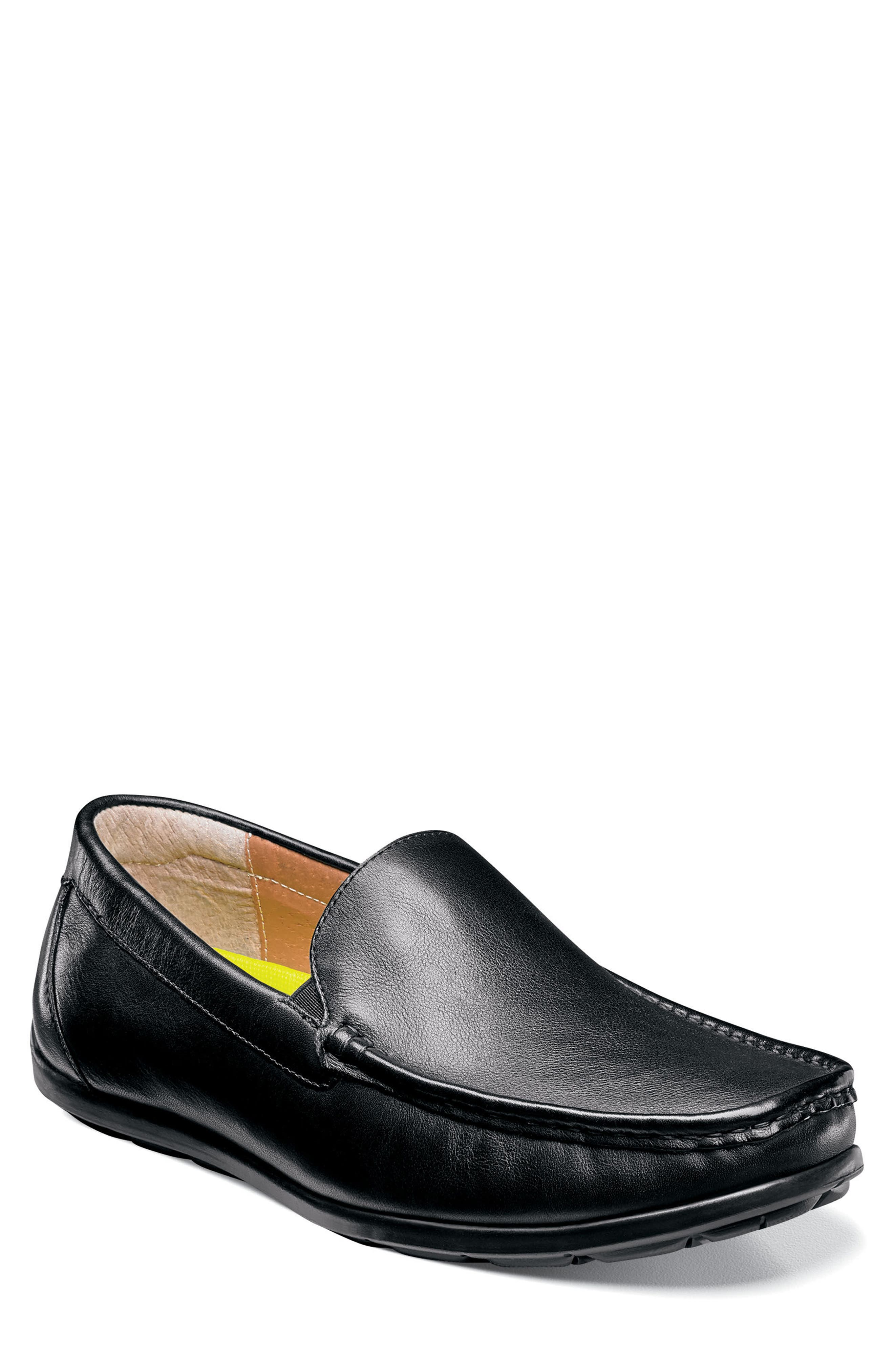 Comfortech Draft Loafer,                             Main thumbnail 1, color,                             001