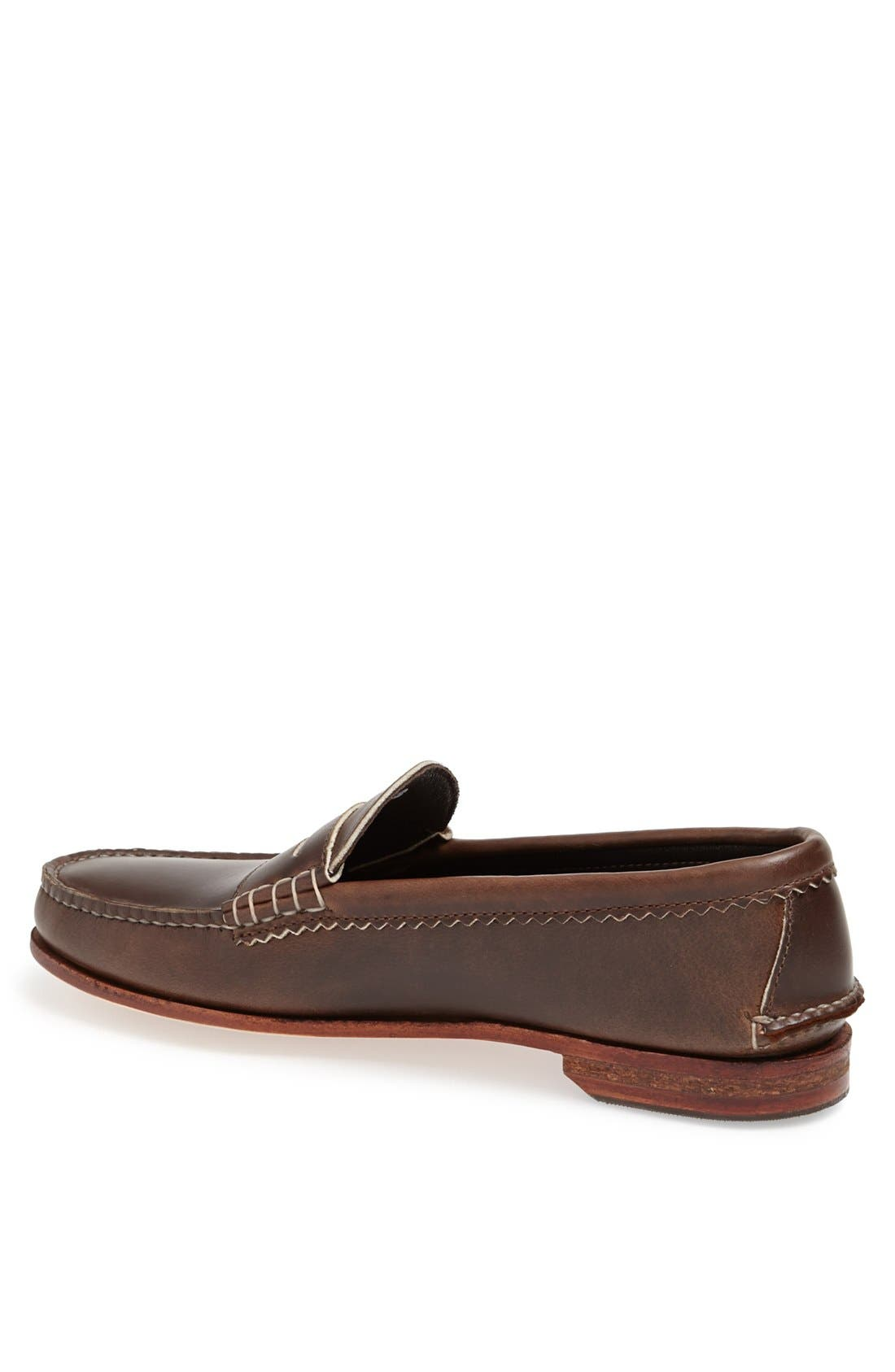 QUODDY,                             'True' Penny Loafer,                             Alternate thumbnail 2, color,                             204