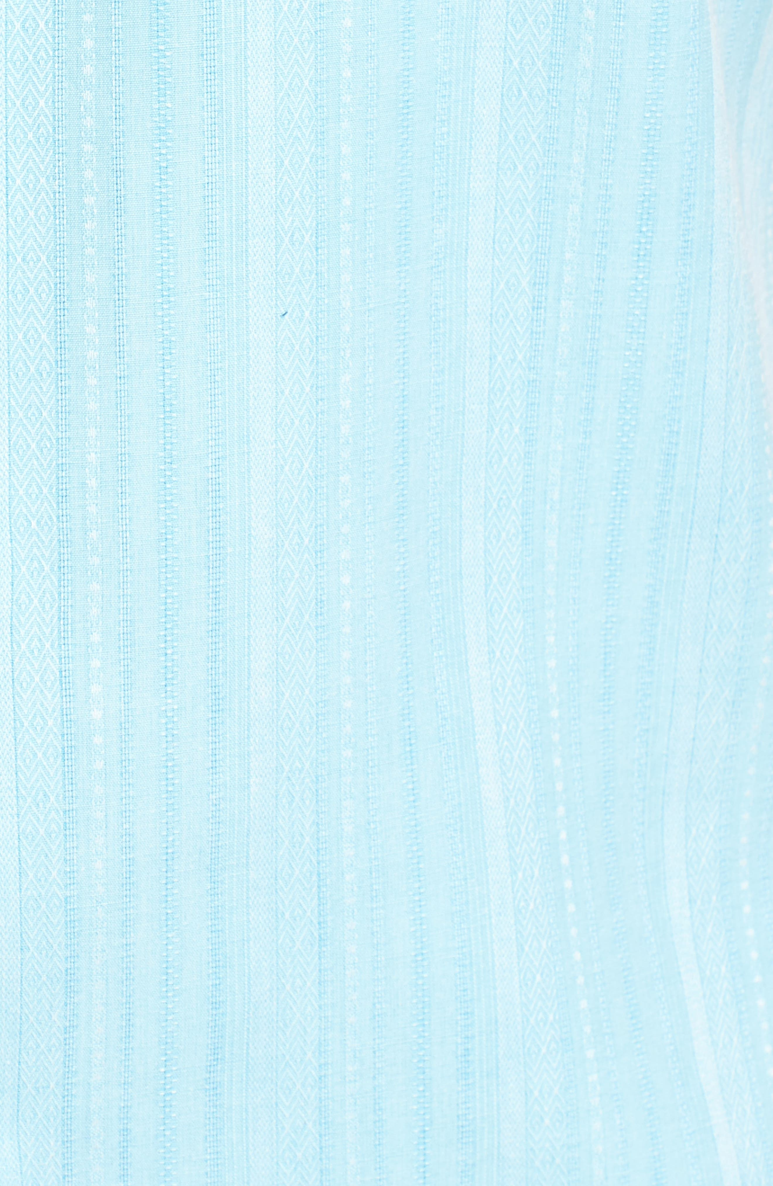 Zaldera Stripe Silk Camp Shirt,                             Alternate thumbnail 18, color,