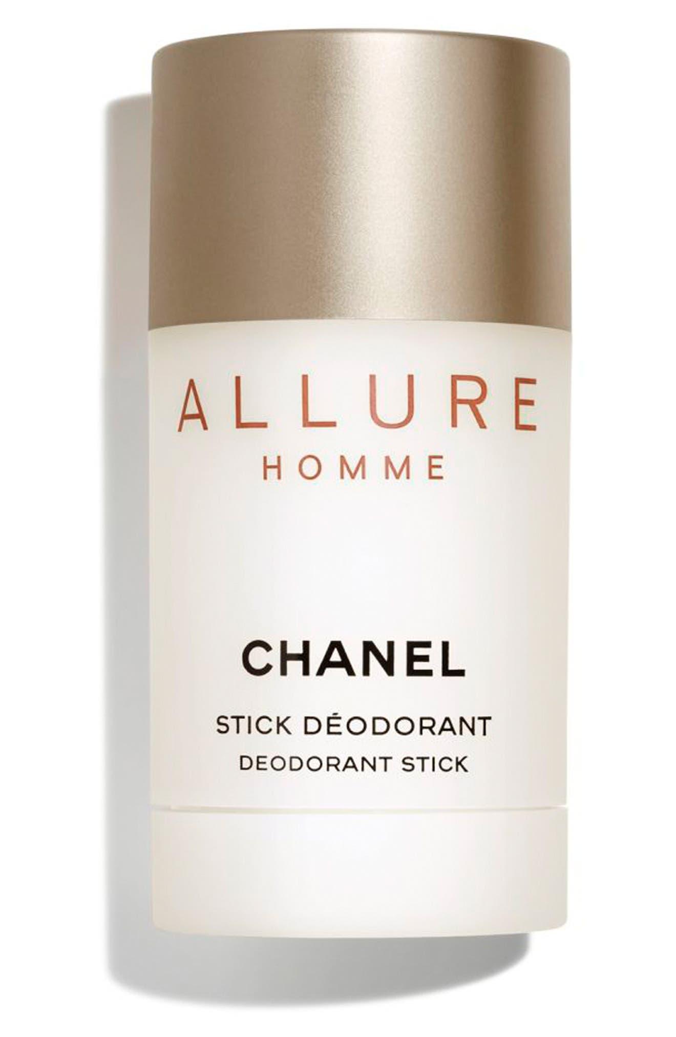 ALLURE HOMME<br />Deodorant Stick,                             Alternate thumbnail 2, color,                             NO COLOR