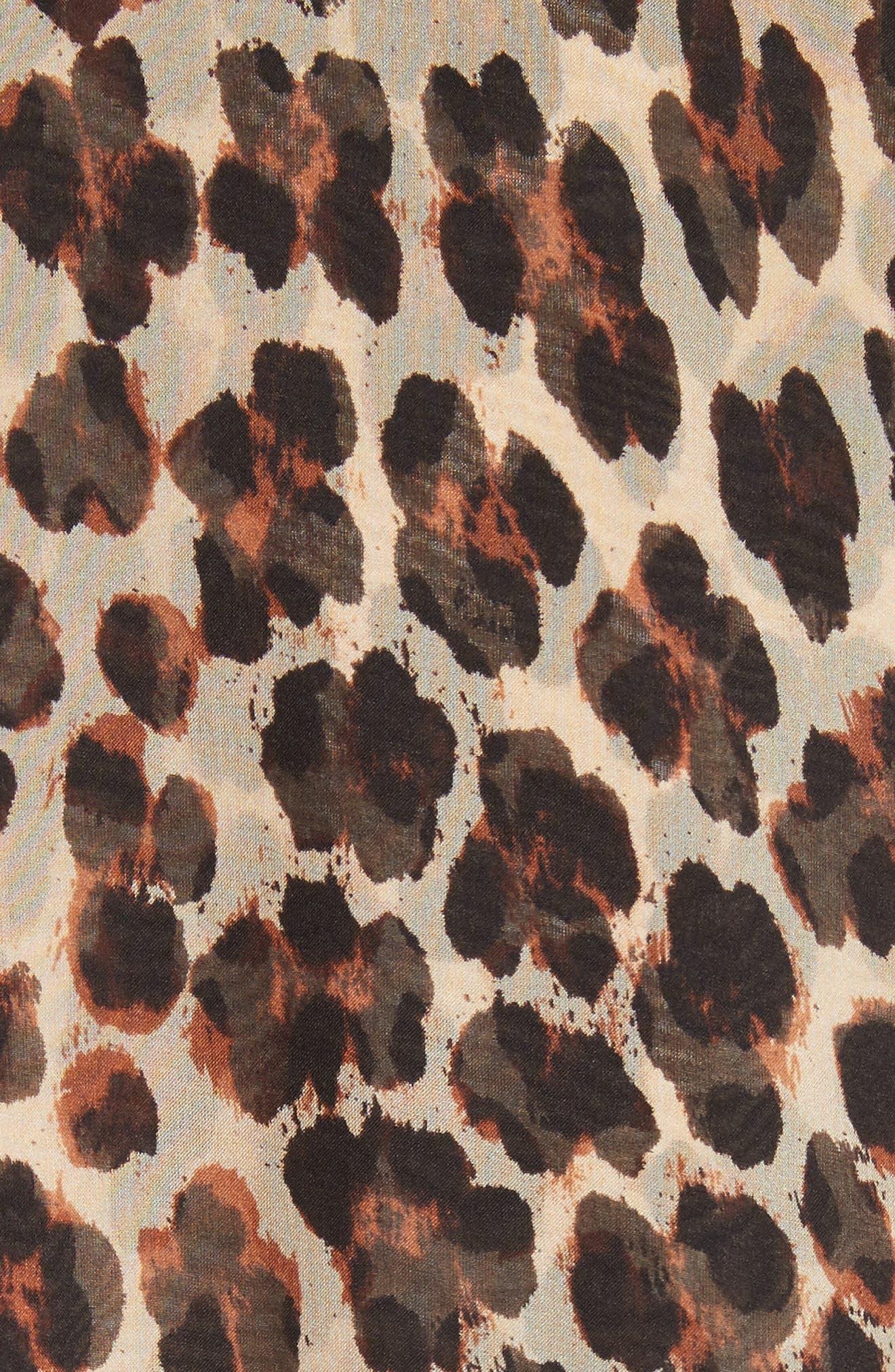 Olena Silk Dress,                             Alternate thumbnail 5, color,                             202