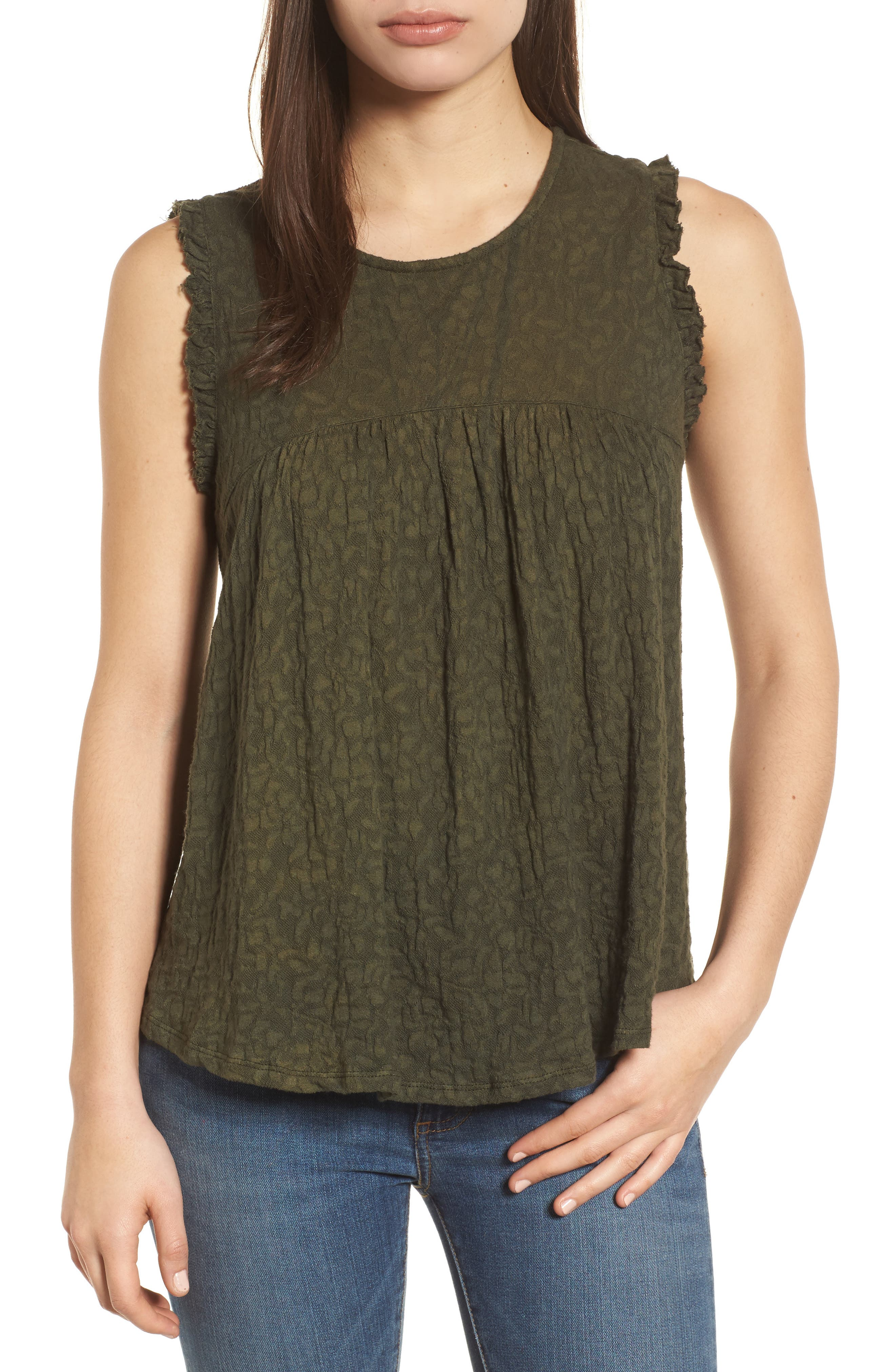 Jacquard Tank,                         Main,                         color, 305