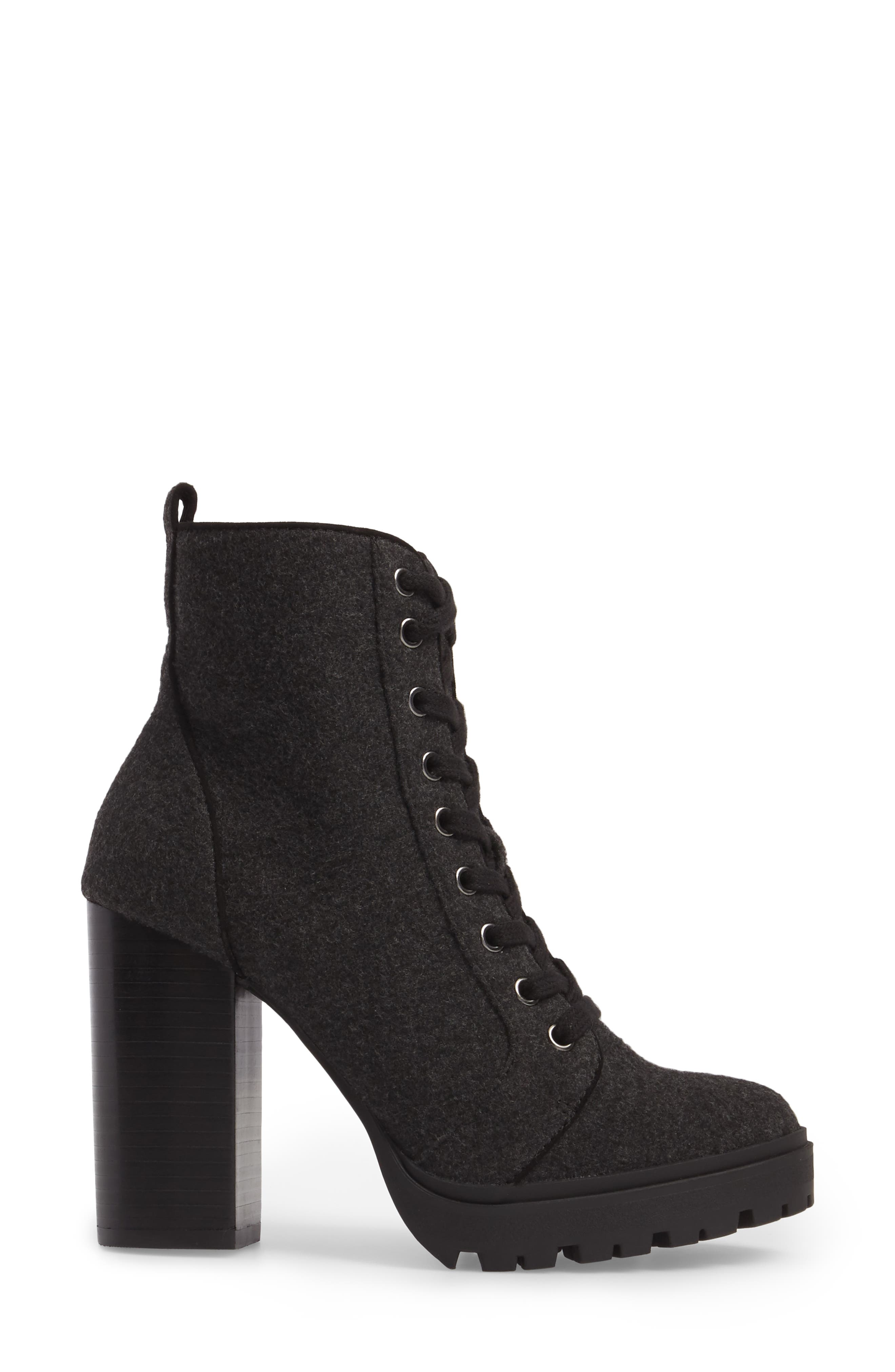 Laurie Platform Bootie,                             Alternate thumbnail 14, color,