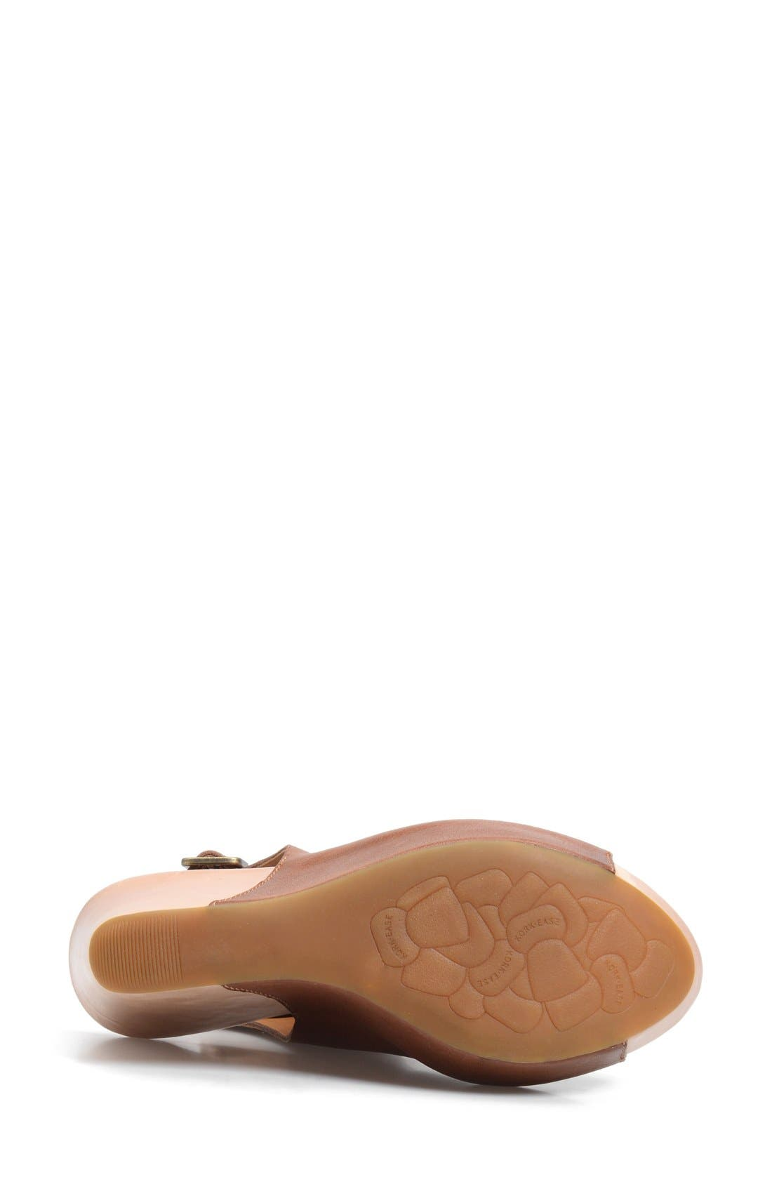 'Berit' Wedge Sandal,                             Alternate thumbnail 82, color,