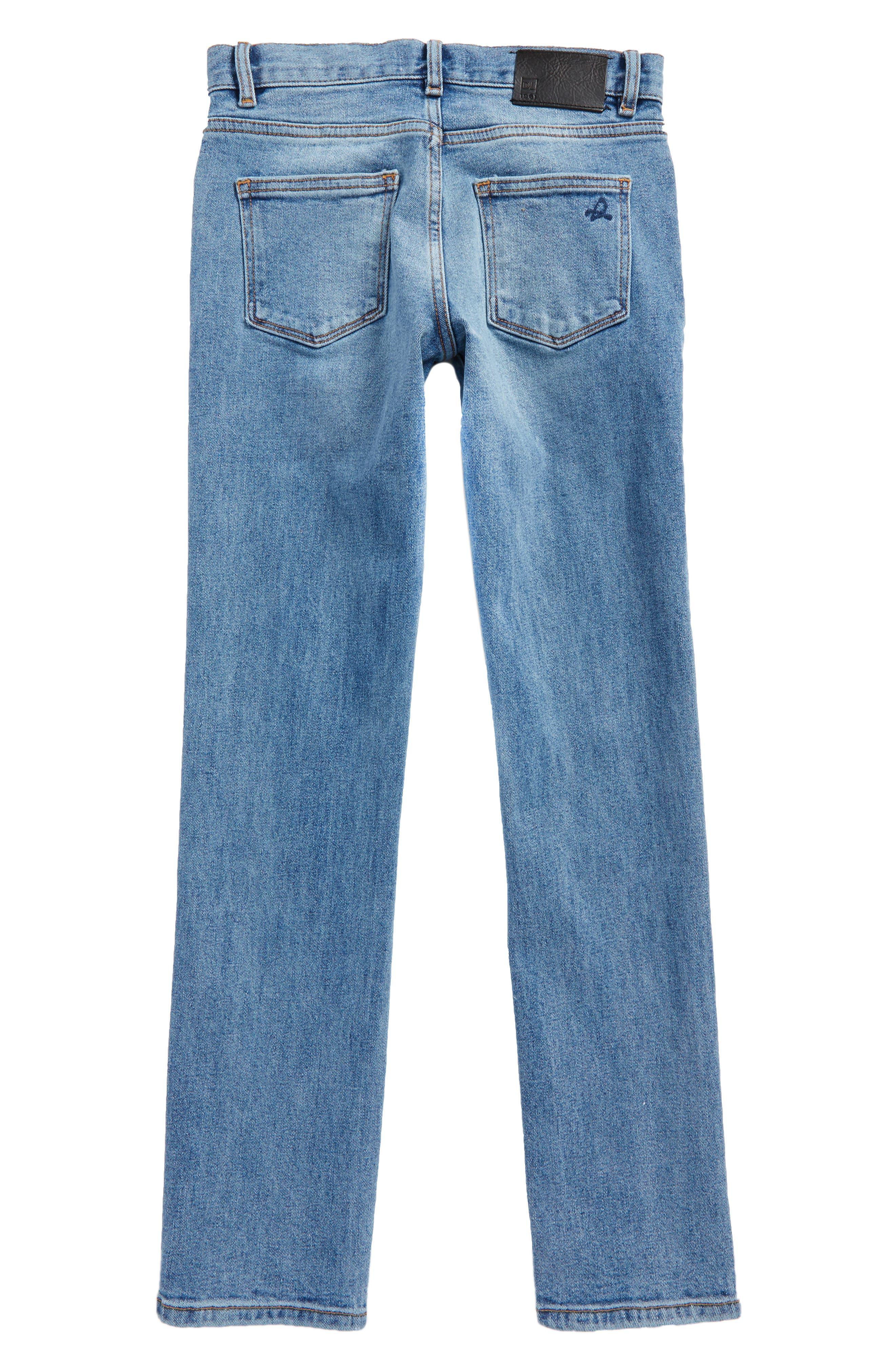 Brady Slim Fit Jeans,                             Alternate thumbnail 2, color,                             BREATHE