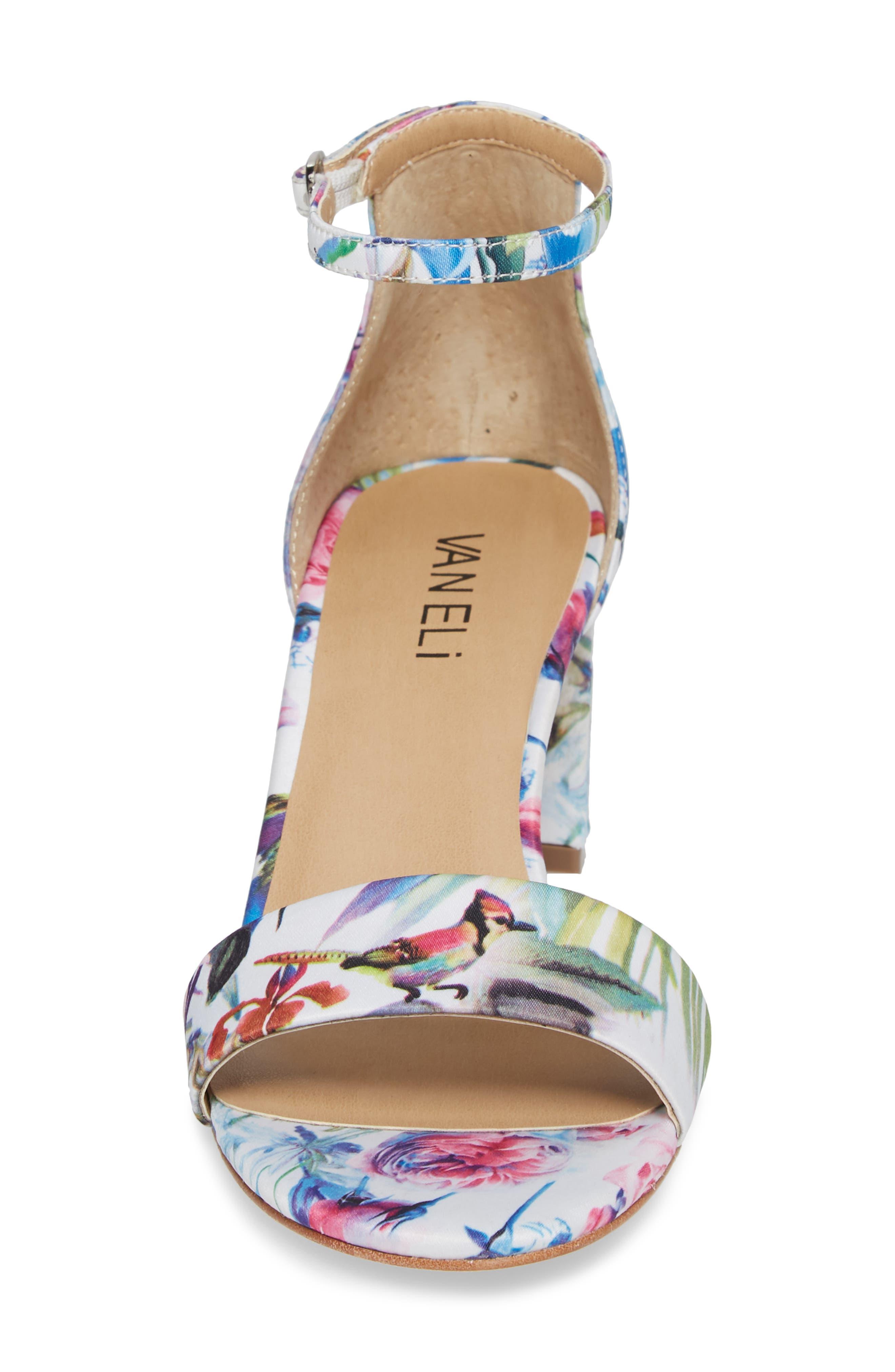 Meres Ankle Strap Sandal,                             Alternate thumbnail 4, color,                             400