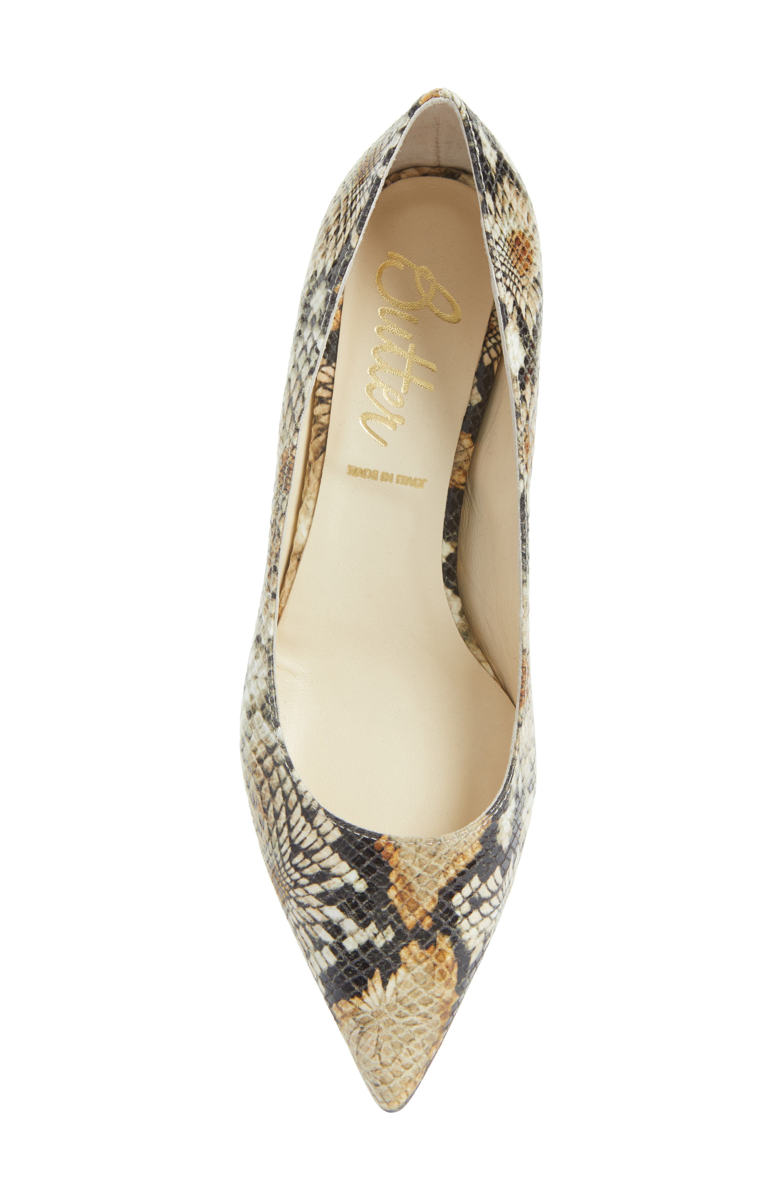 Butter Born Pointy Toe Pump,                             Alternate thumbnail 32, color,