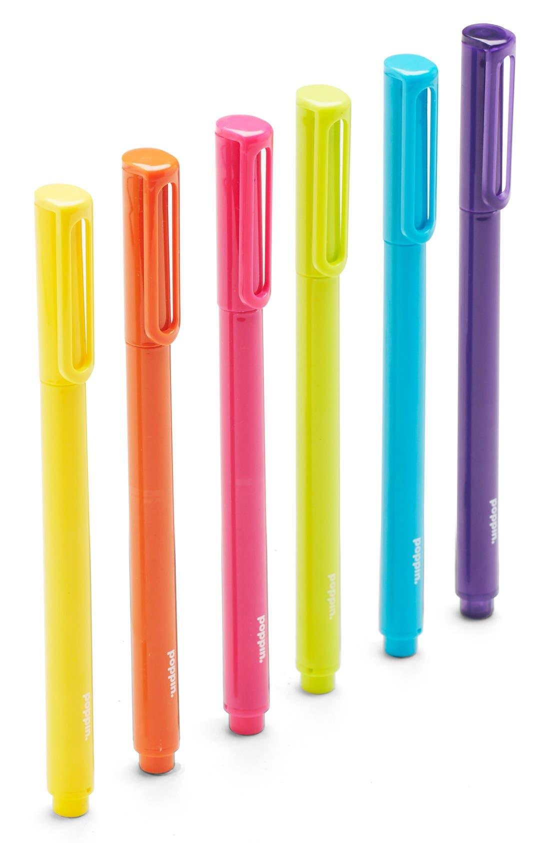 Assorted Ballpoint Pens,                             Main thumbnail 1, color,                             600