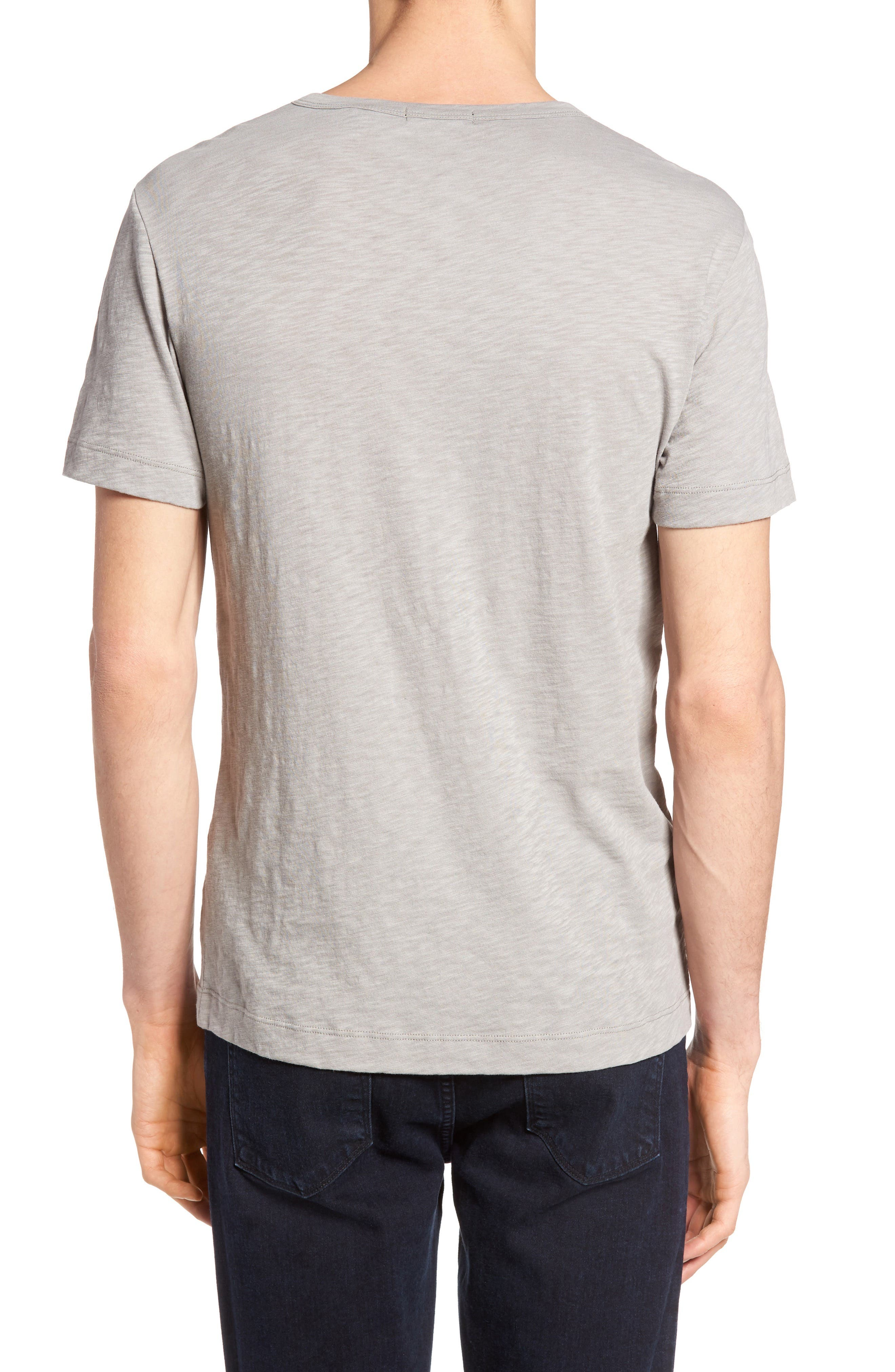 Gaskell Henley T-Shirt,                             Alternate thumbnail 11, color,