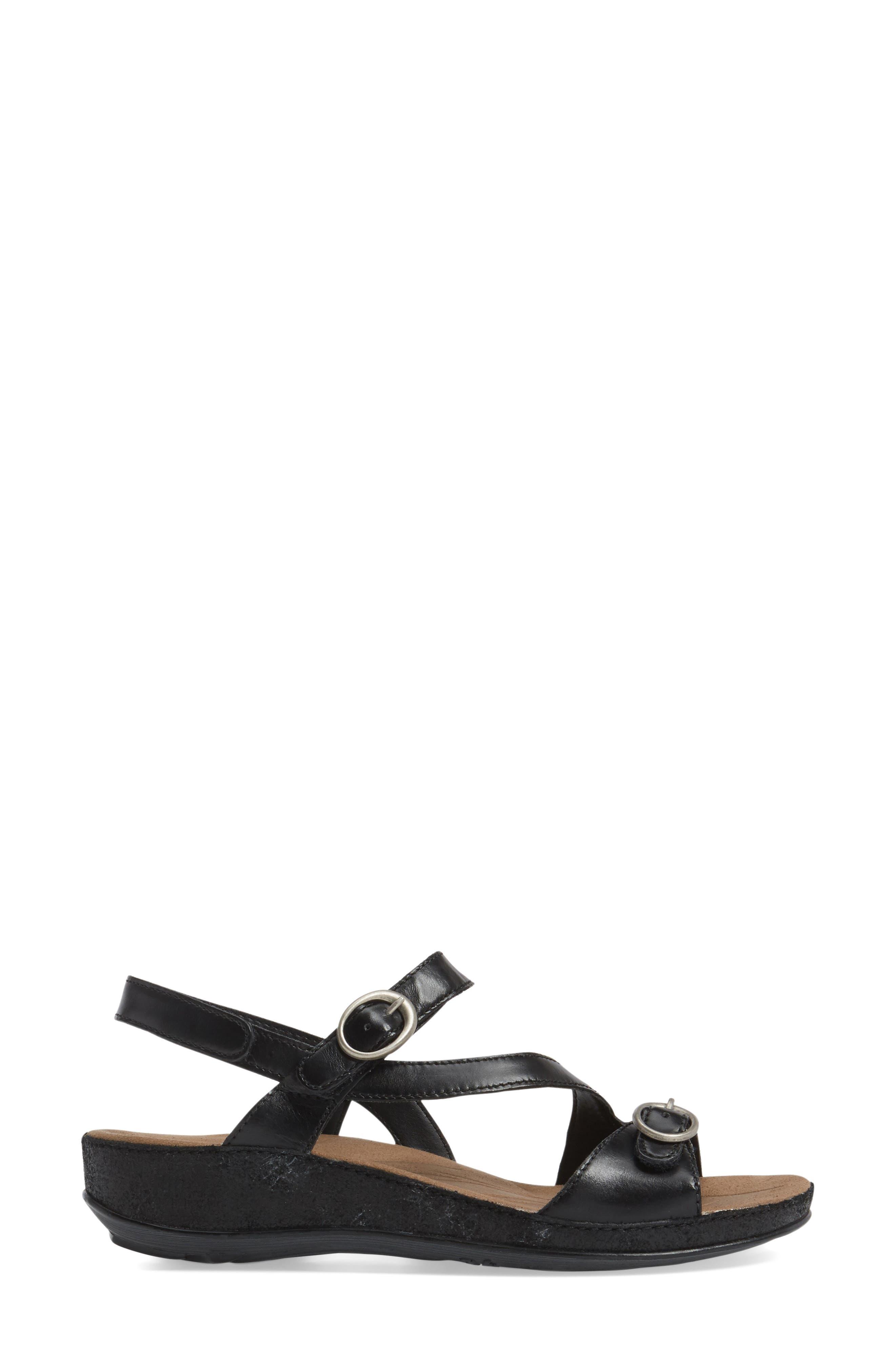 Fidschi 48 Sandal,                             Alternate thumbnail 3, color,                             001