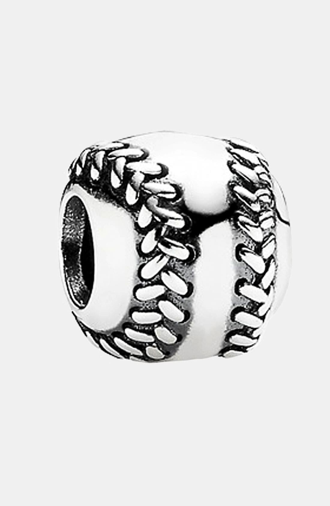 Baseball Charm,                             Main thumbnail 1, color,                             040