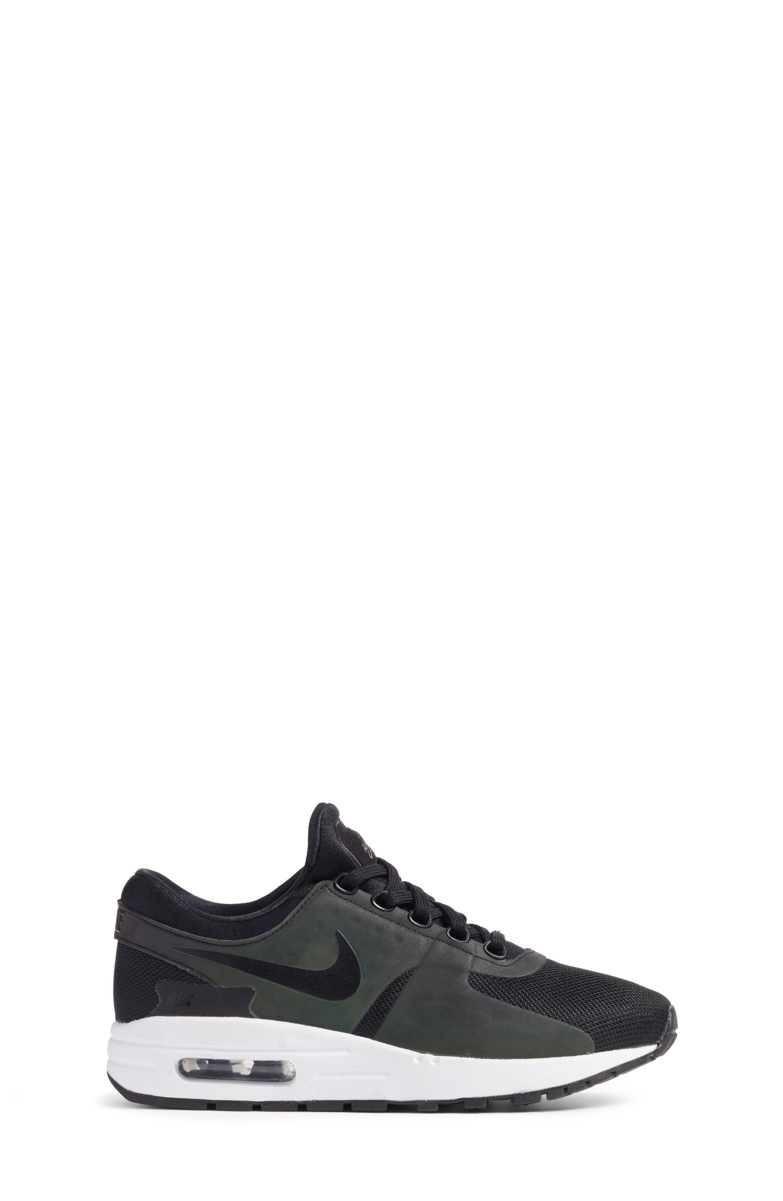 Air Max Zero Sneaker,                             Alternate thumbnail 3, color,
