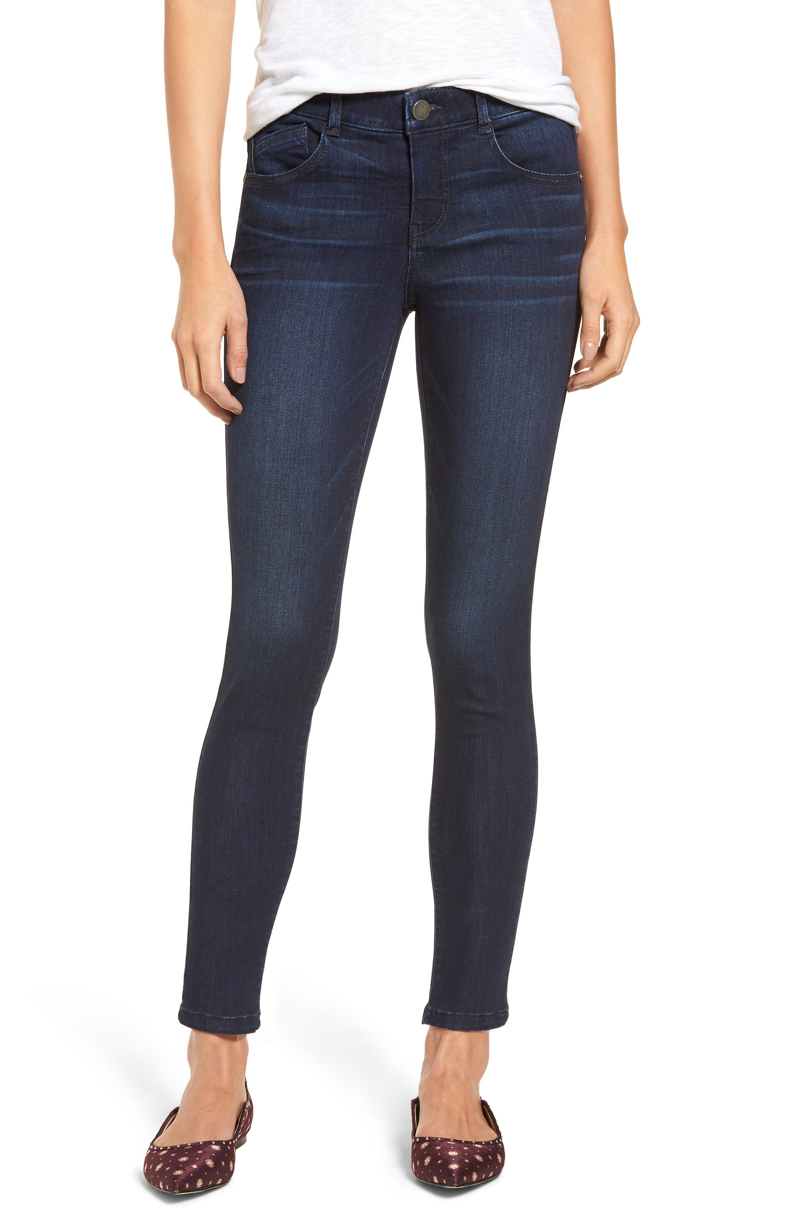 Ab-solution Skinny Jeans,                         Main,                         color, 402