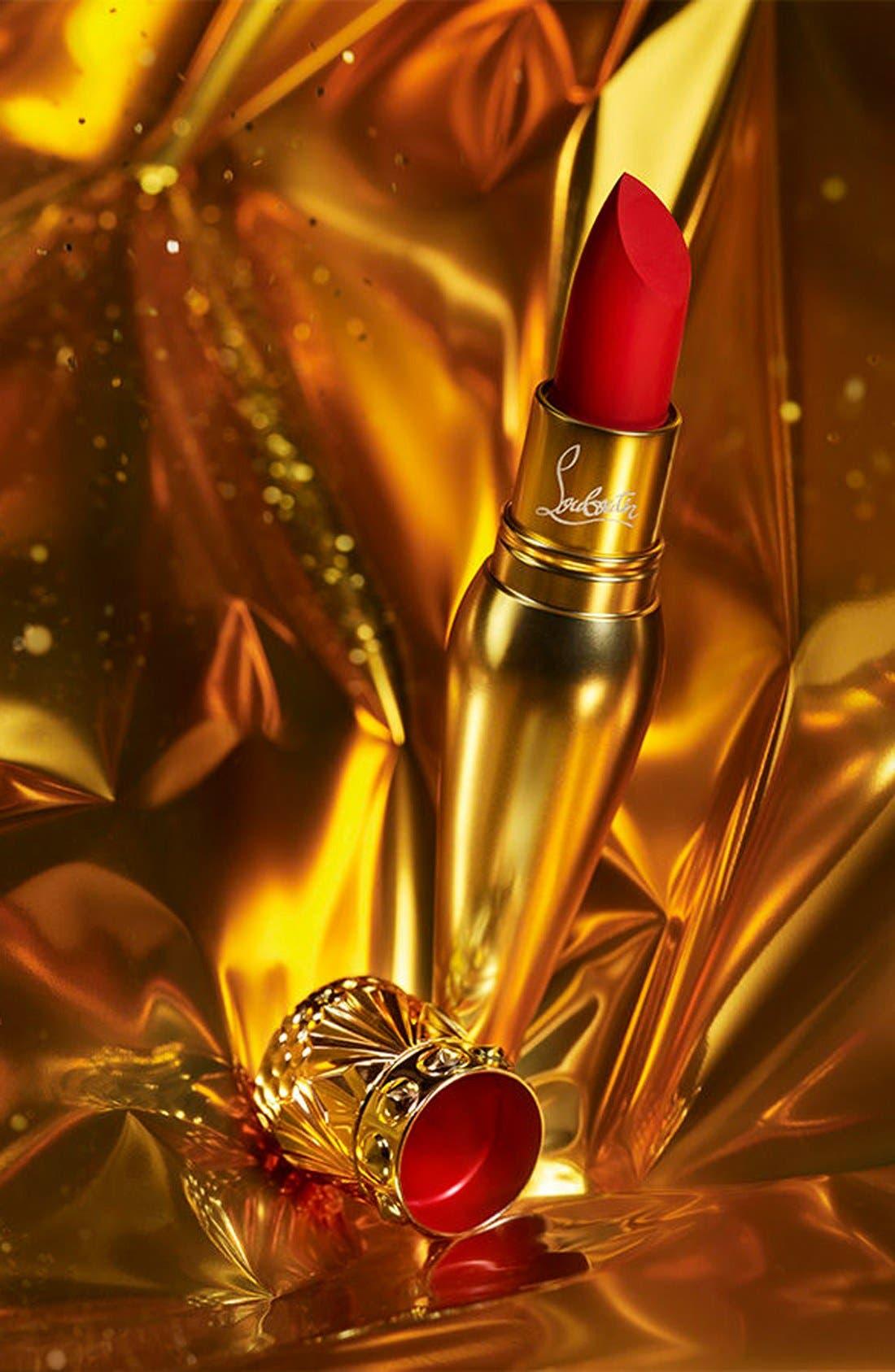 Rouge Louboutin Velvet Matte Lip Colour,                             Alternate thumbnail 50, color,