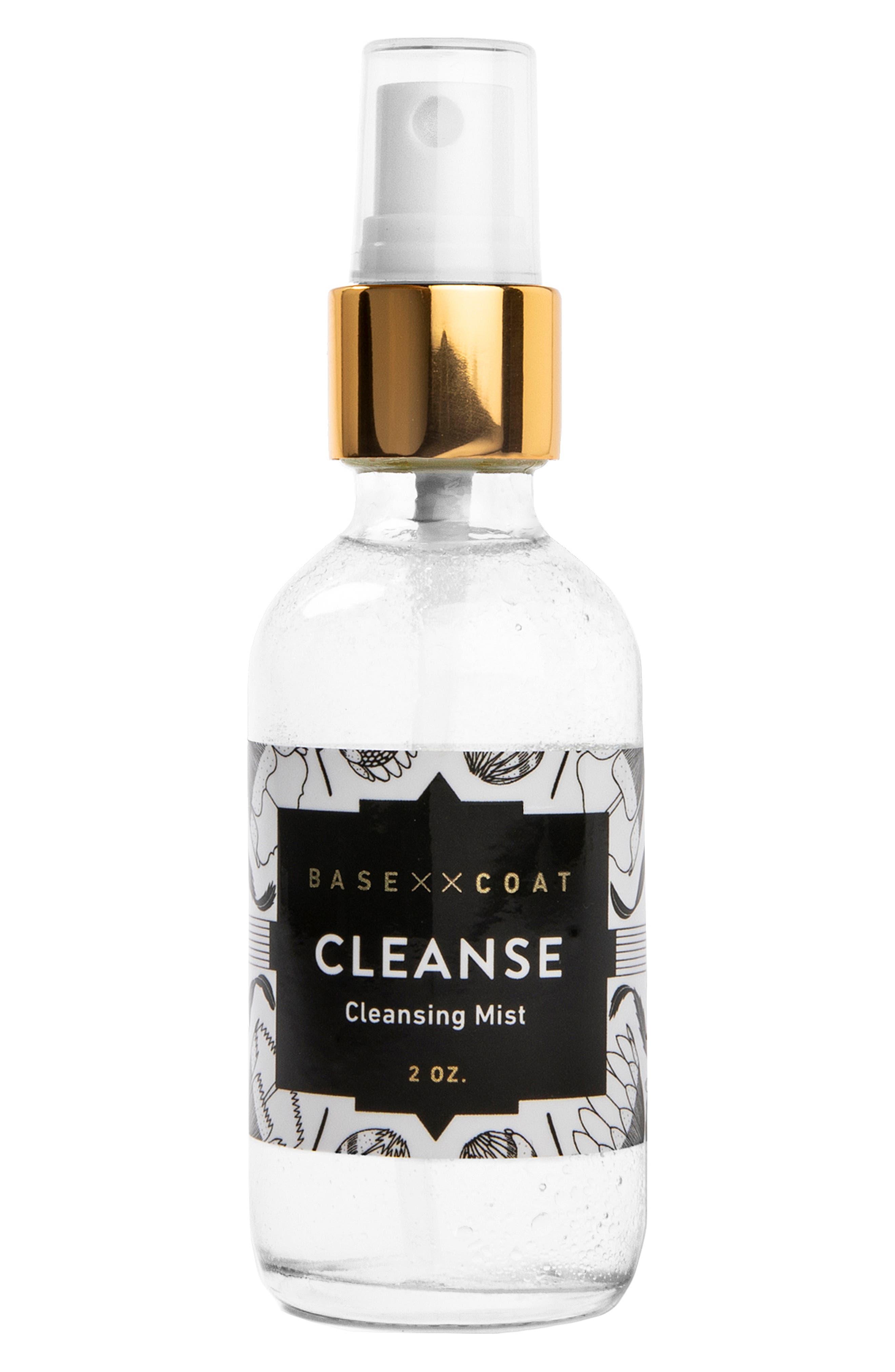 Cleansing Mist Hand Sanitizer,                         Main,                         color, NO COLOR
